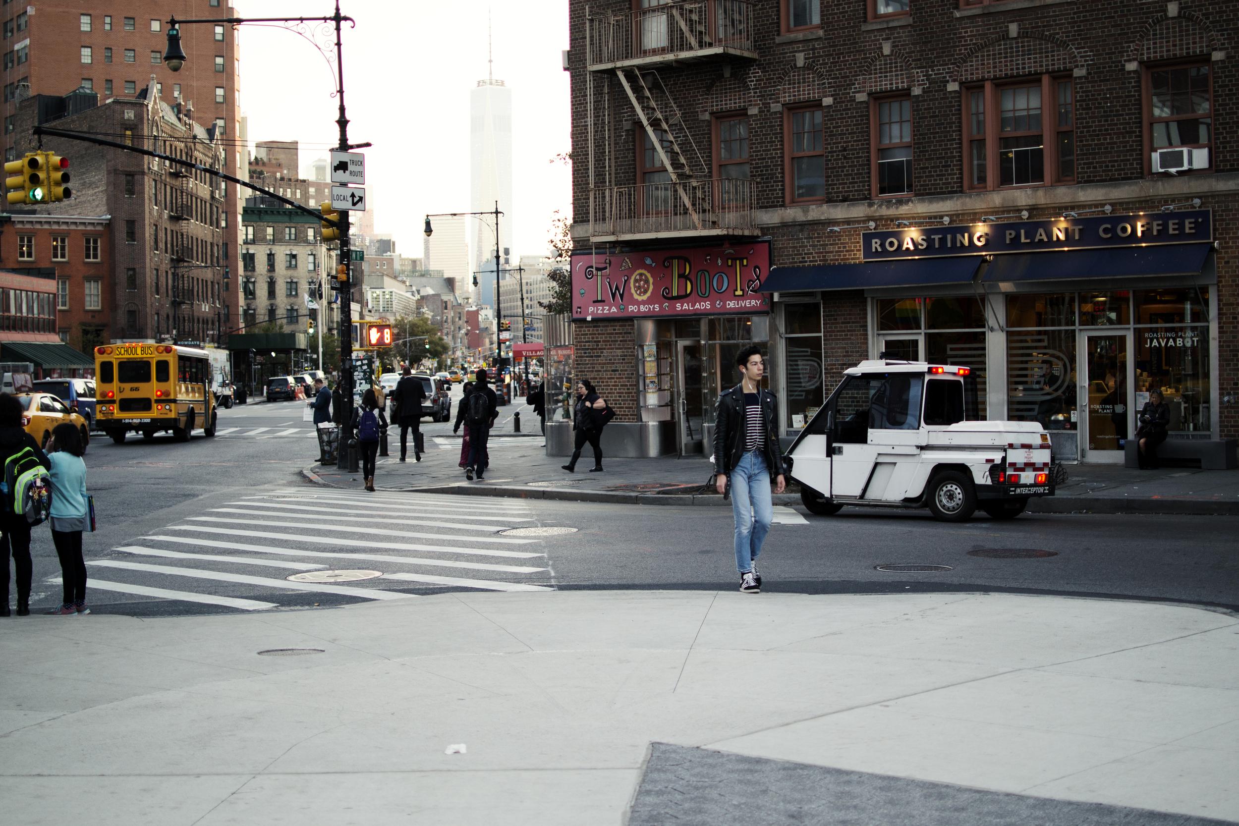 West 11th & 7th Avenue