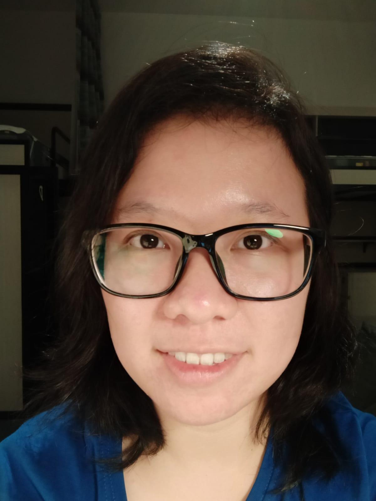 Ying Li 2019 Master student