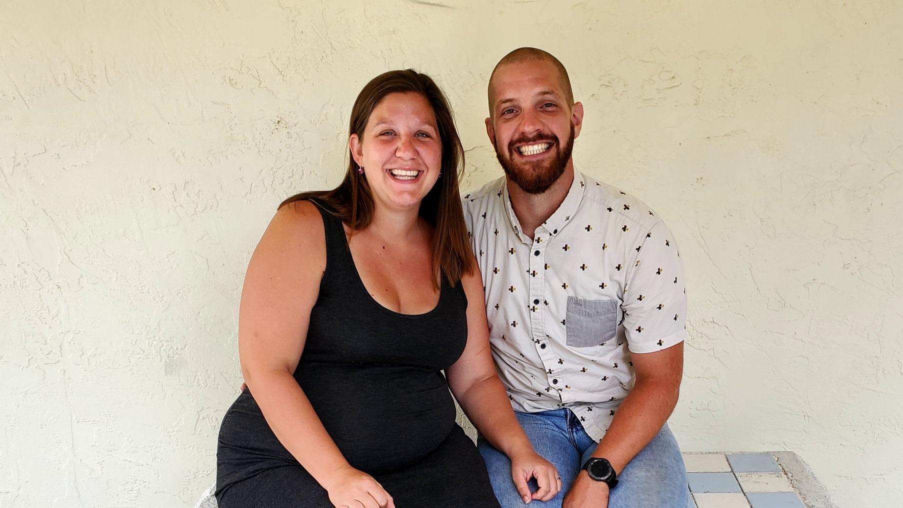 Michael & Jessie Lockstampfor