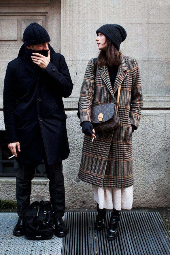 coat,winter,hat,chic
