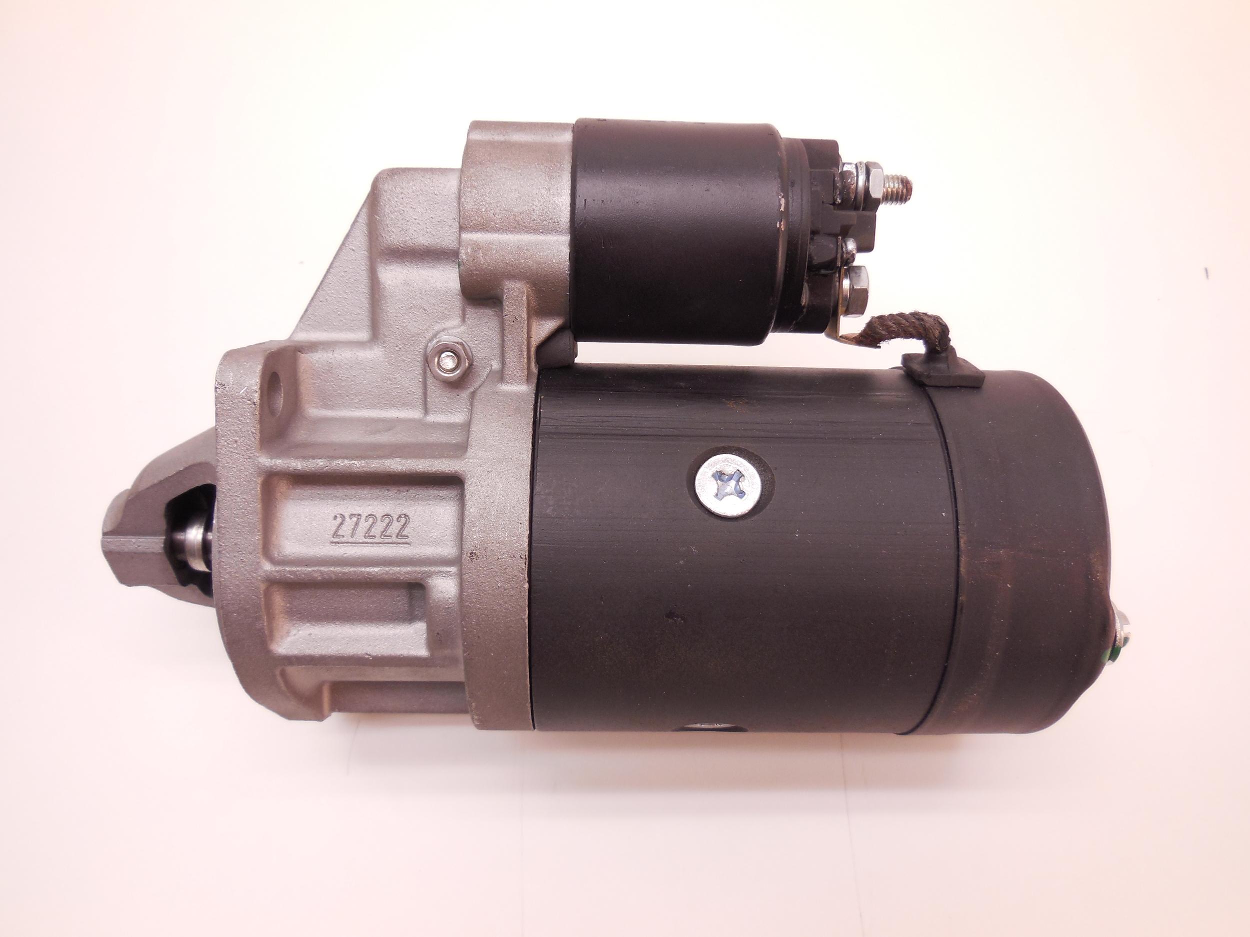 Starter Motor Häggo Nr: 253 6205-801 Price: 4950 SEK