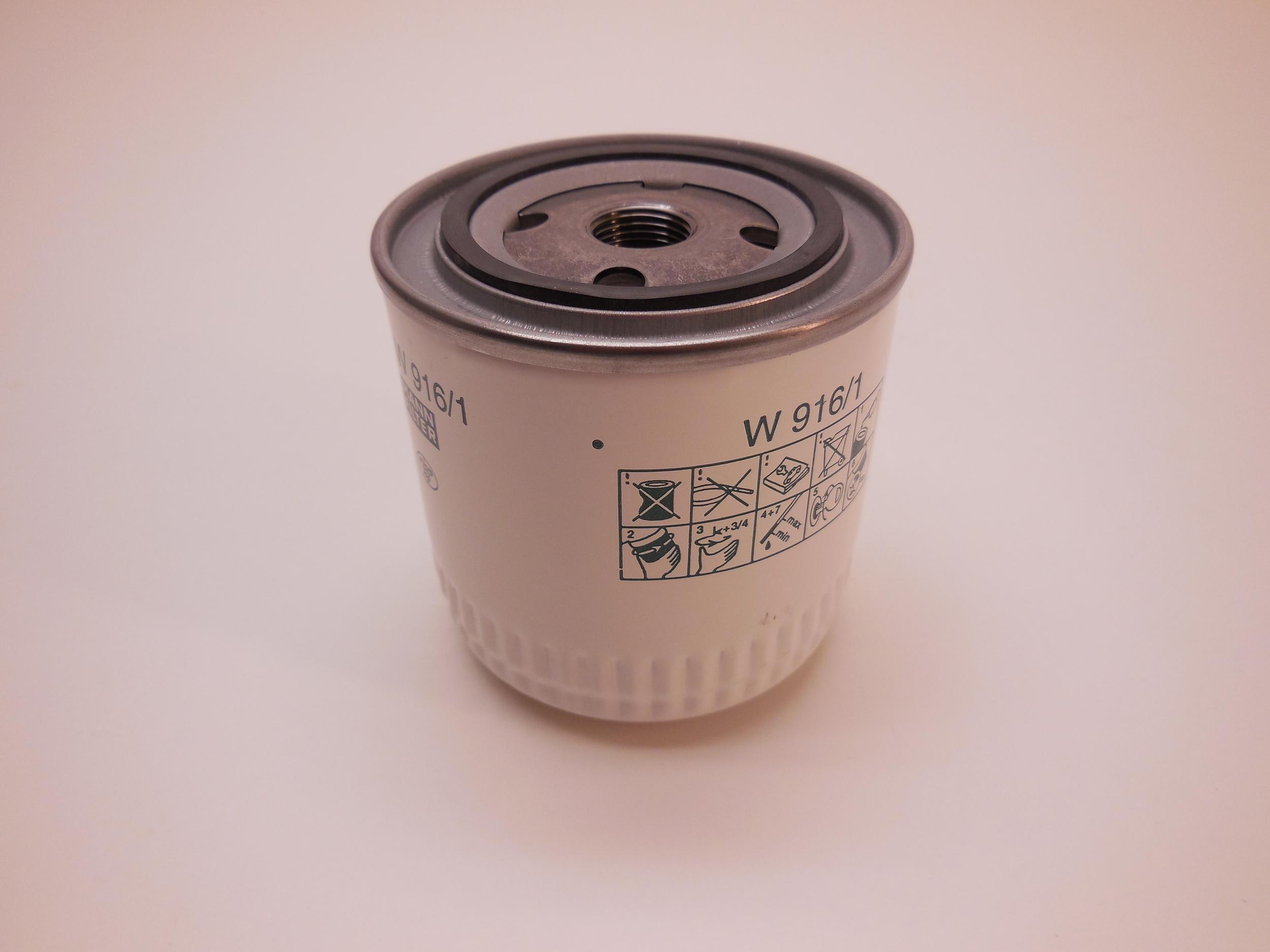 Oil Filter Häggo Nr: 453 7091-051   Price: 59 SEK