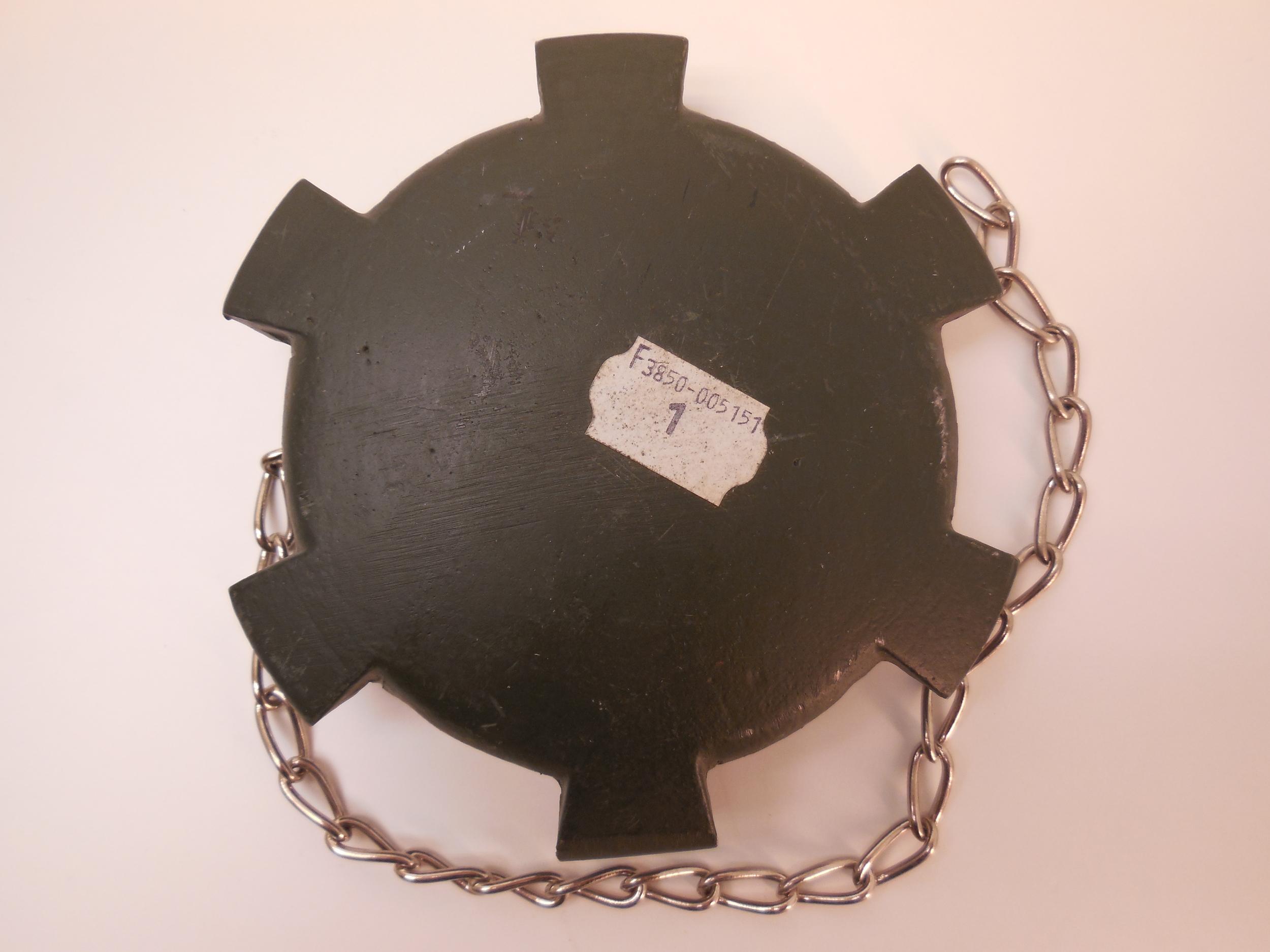 Gas Cap (Soft top) häggo Nr: 253 6285-001 price: 1100 SEK