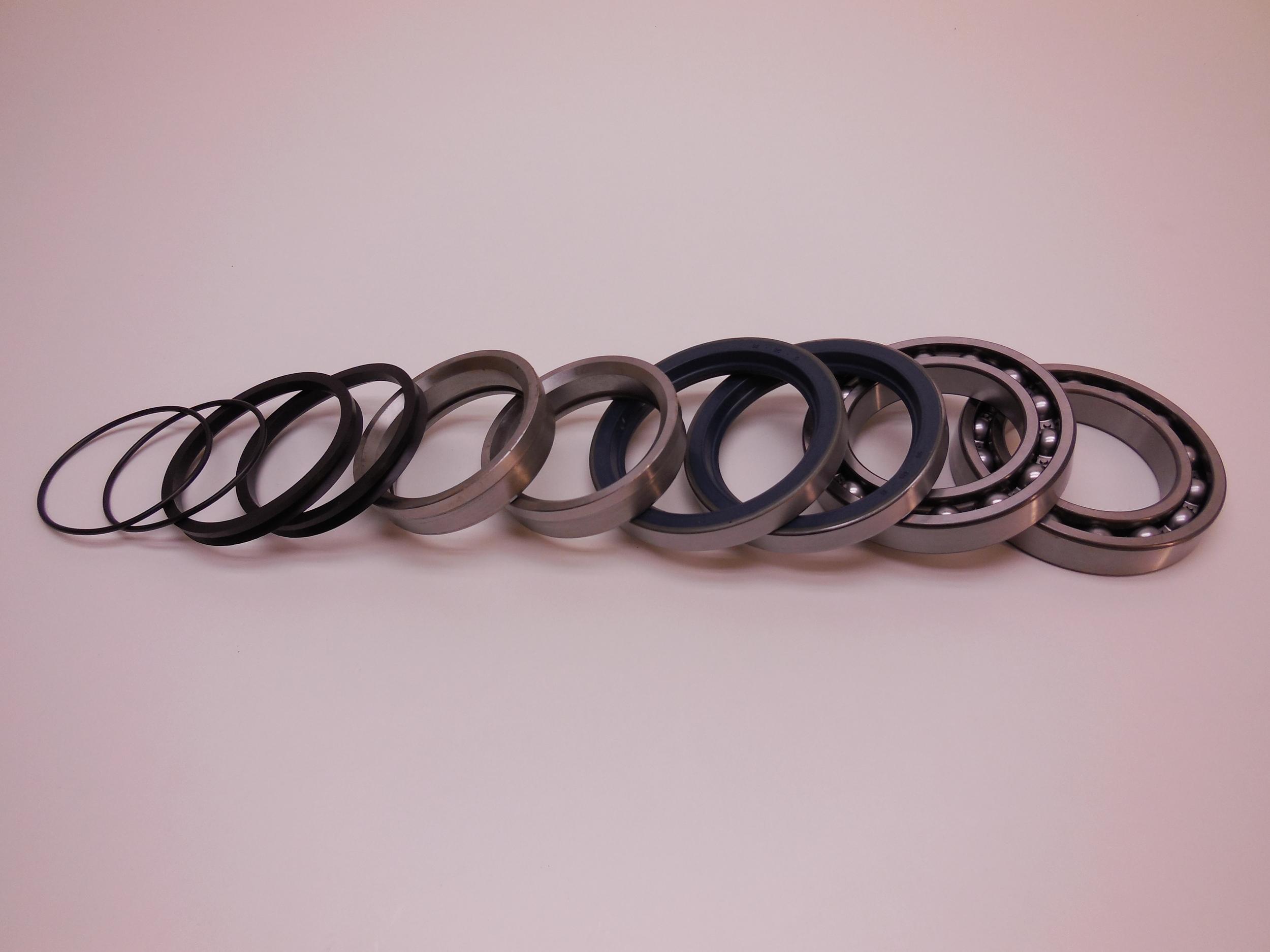 Sprocket Bearing Kit Häggo Nr: 253 6115-802 price: 2350 sek