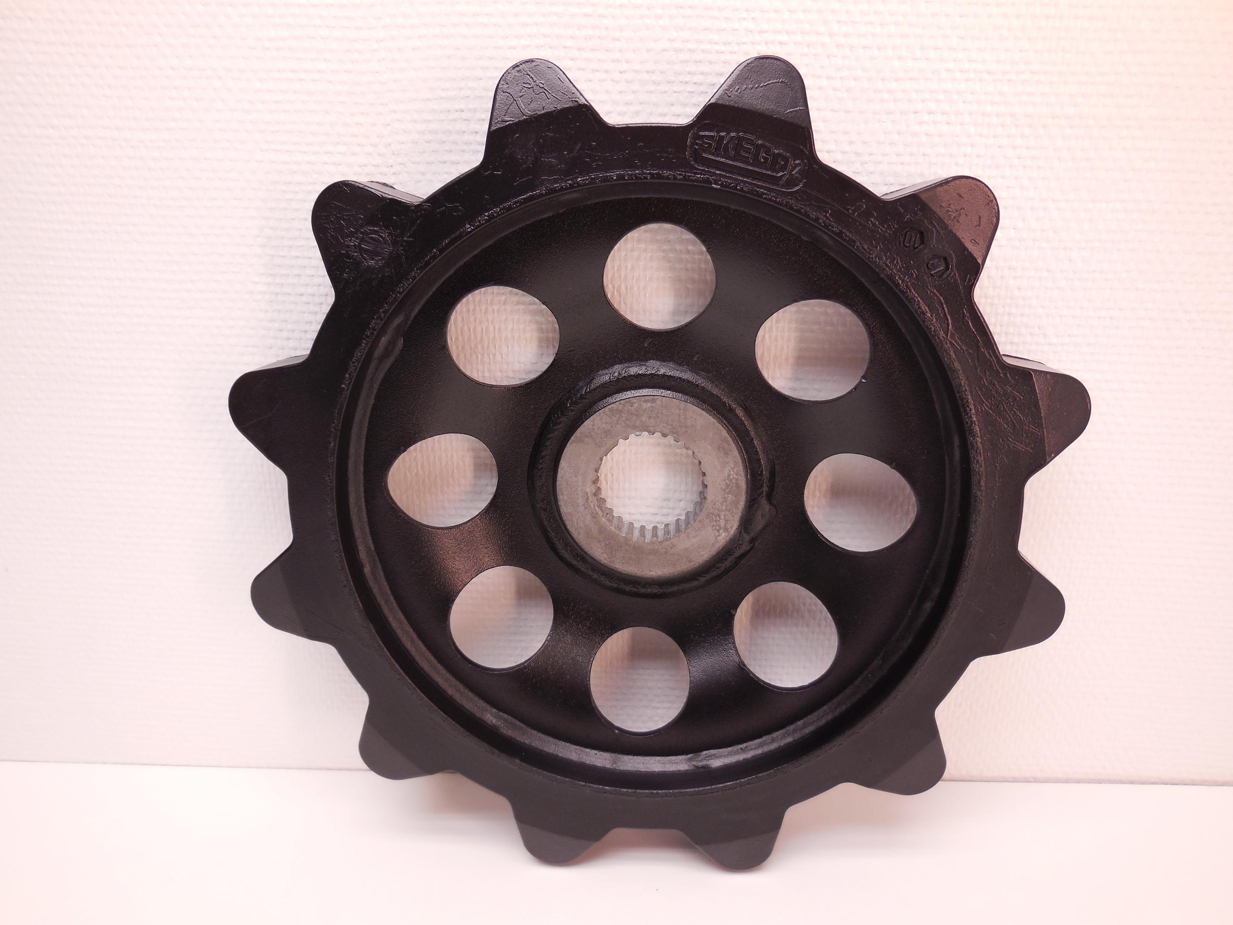 Renovated Sprocket Wheel   Häggo Nr: 253 6116-801 price: 4400 SEK