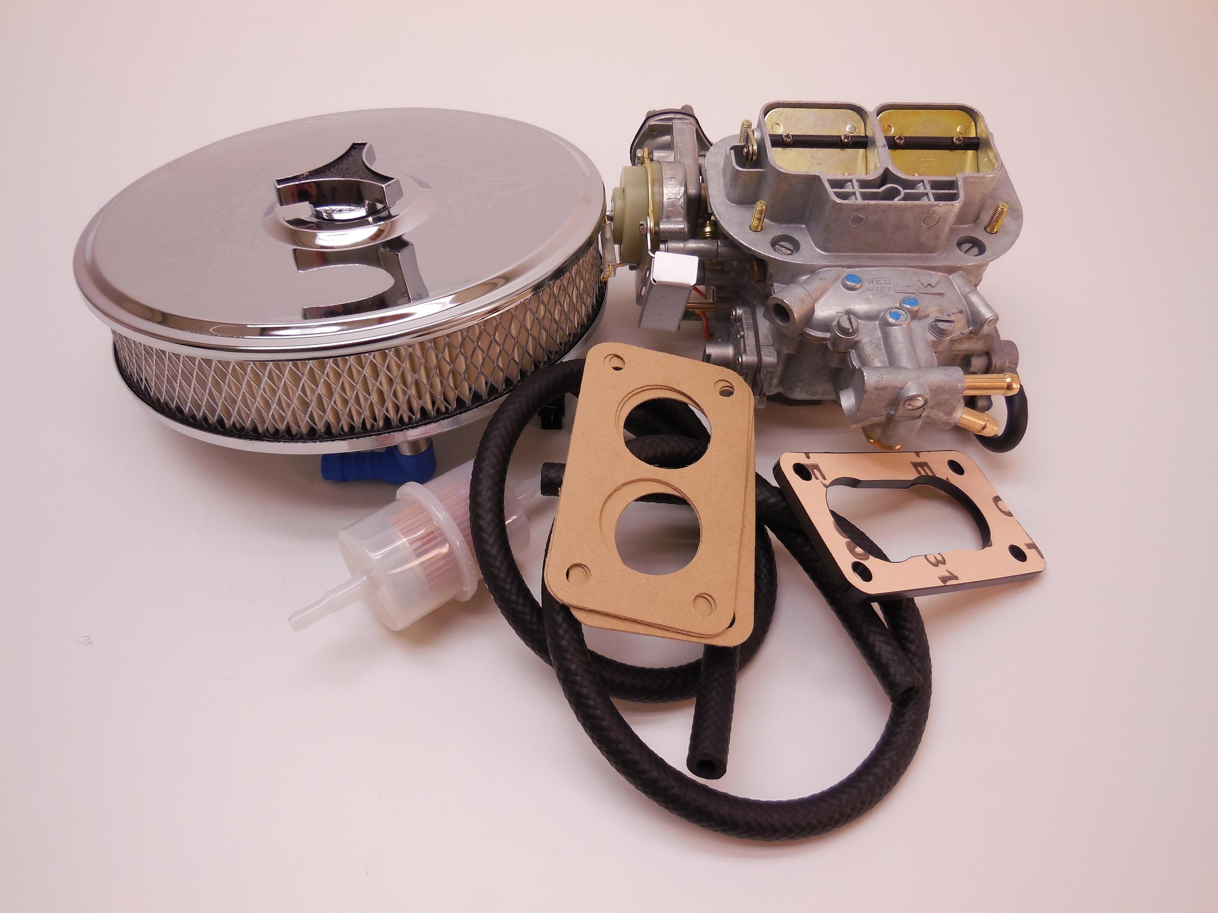 Replacement Carburetor price: 7200 sek