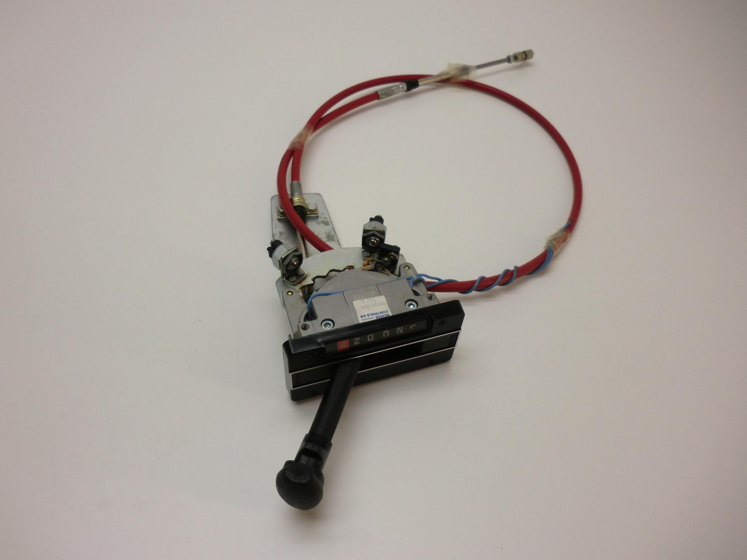Gear shift assy häggo nr: 453 6229-802 price: 4130 sek