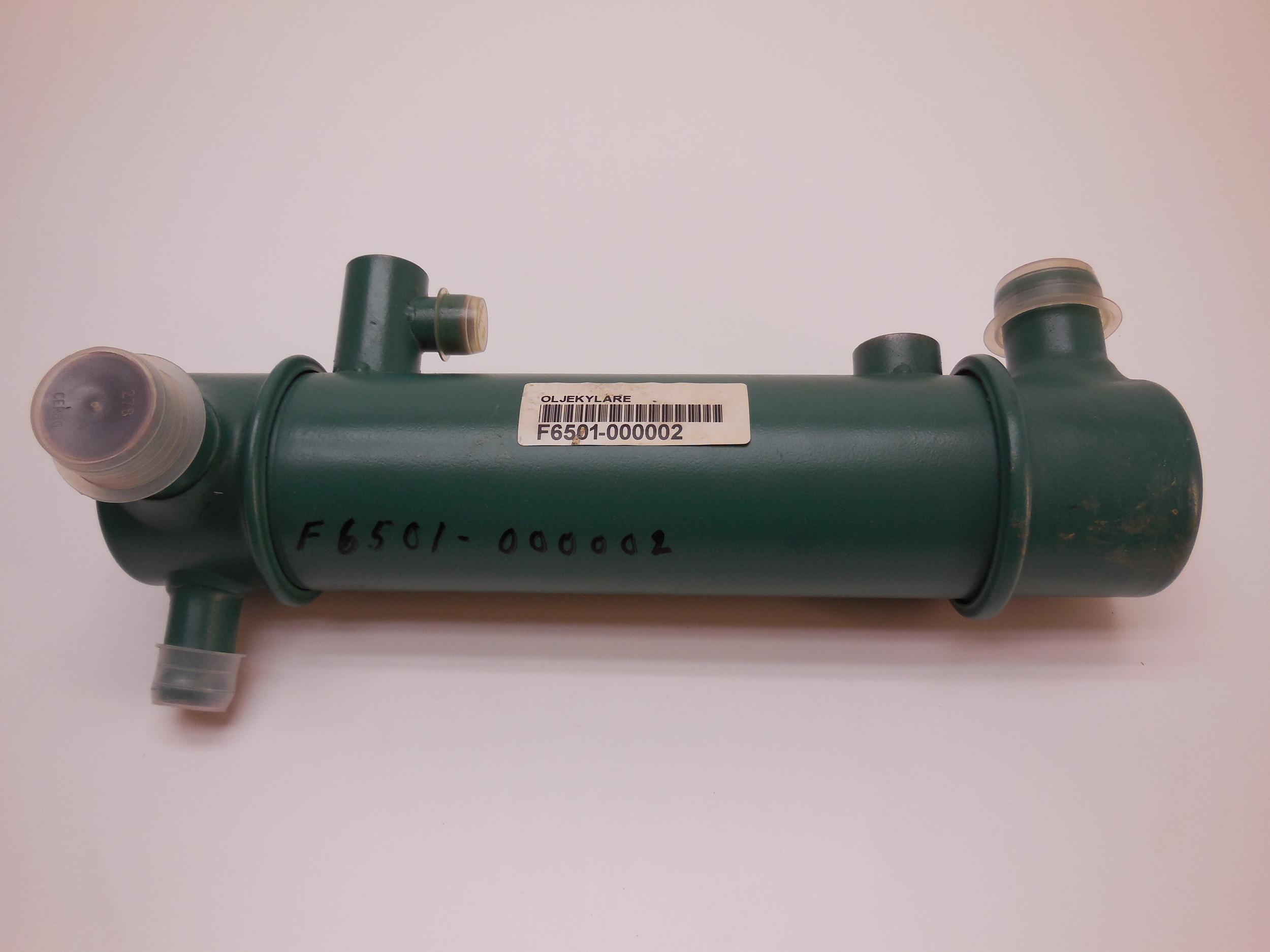 Oil Cooler Häggo Nr: 353 6186-801 price: 8390 sek