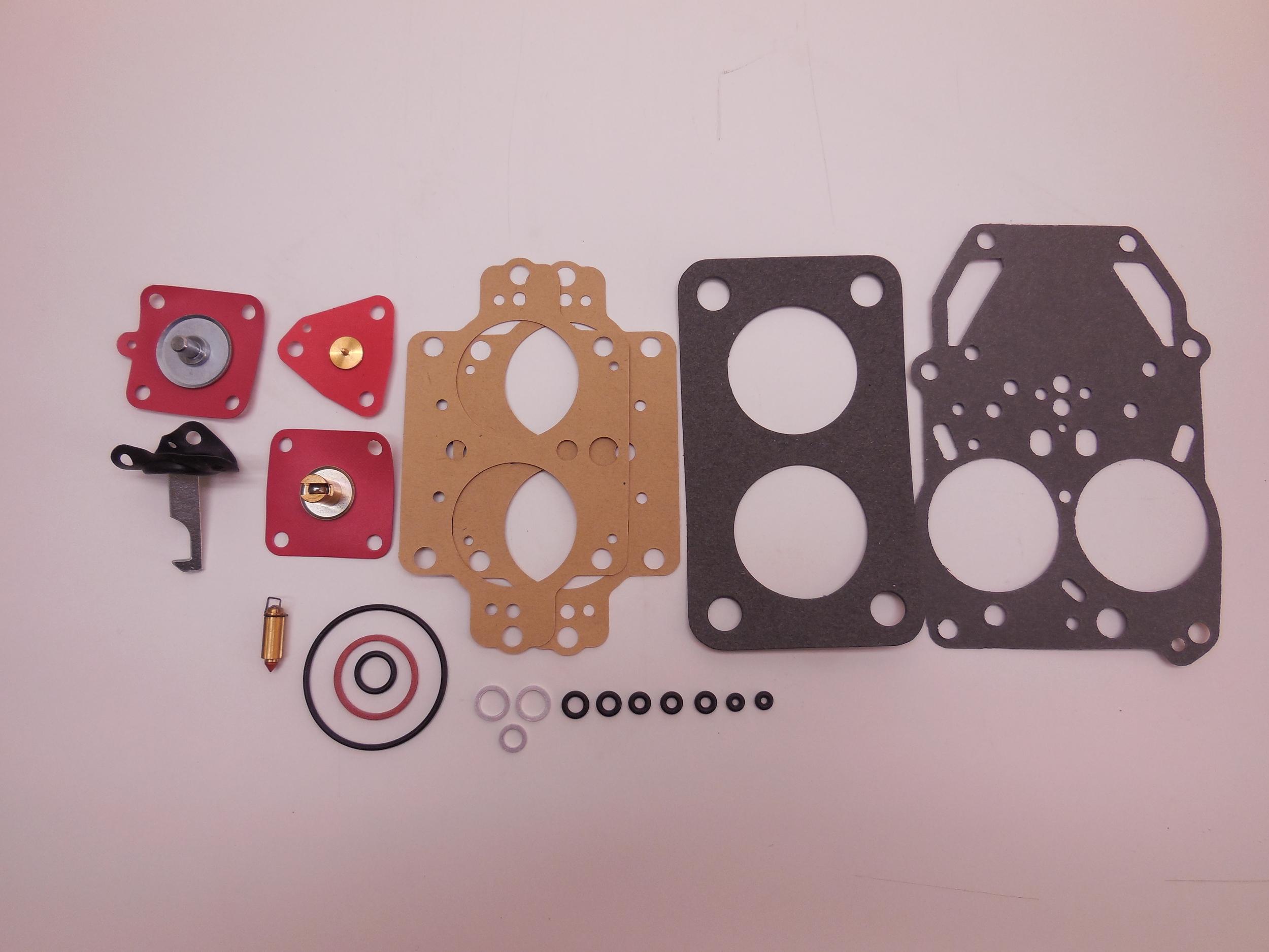 carburetor repair kit Häggo Nr: 453 7091-066 price: 820 Sek