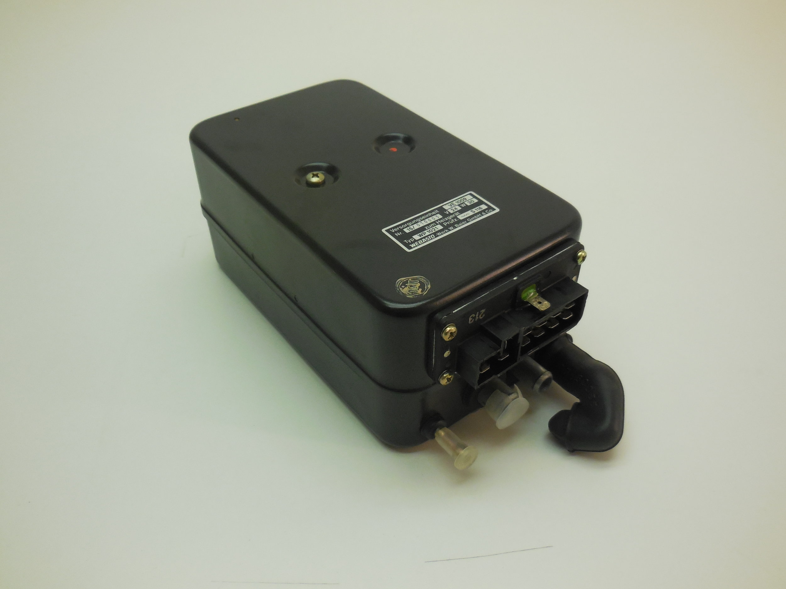 Webasto supply unit Type: wp1021 Nr: ve1009 Price: 1725 SEK