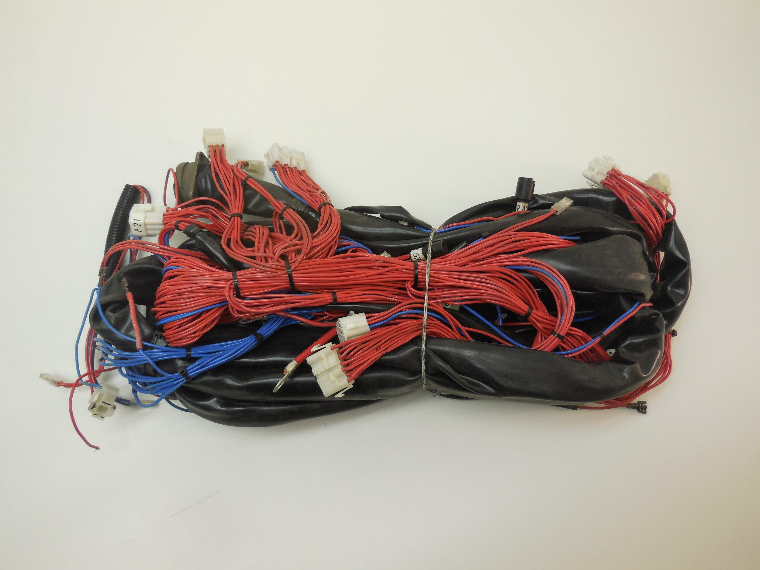 Cabling, dashboard bv D6   Häggo nr: 153 6511-801 Price: