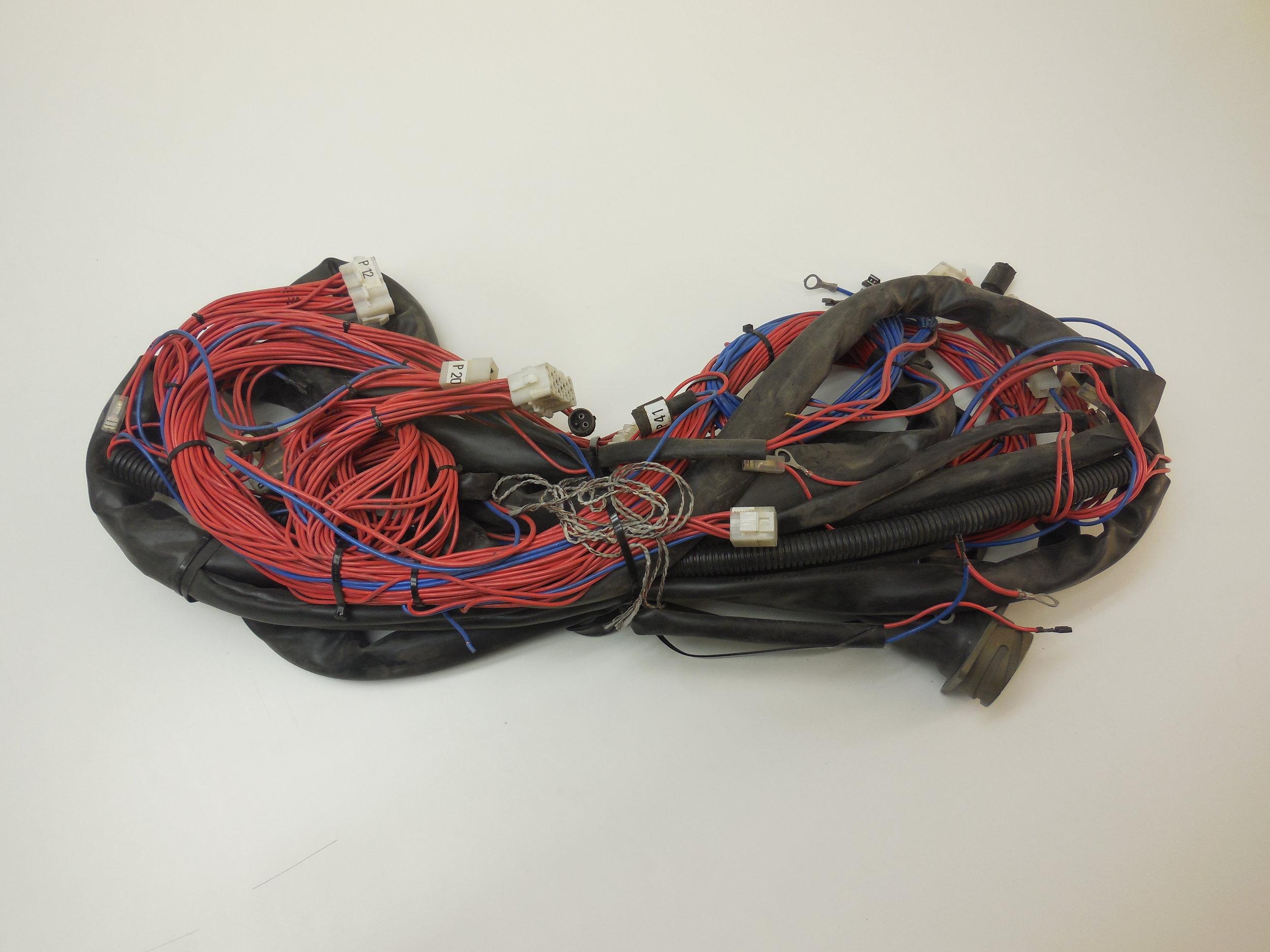 Cable bundel 1, back cabin bv D6   Häggo nr: 153 6439-801   Price: