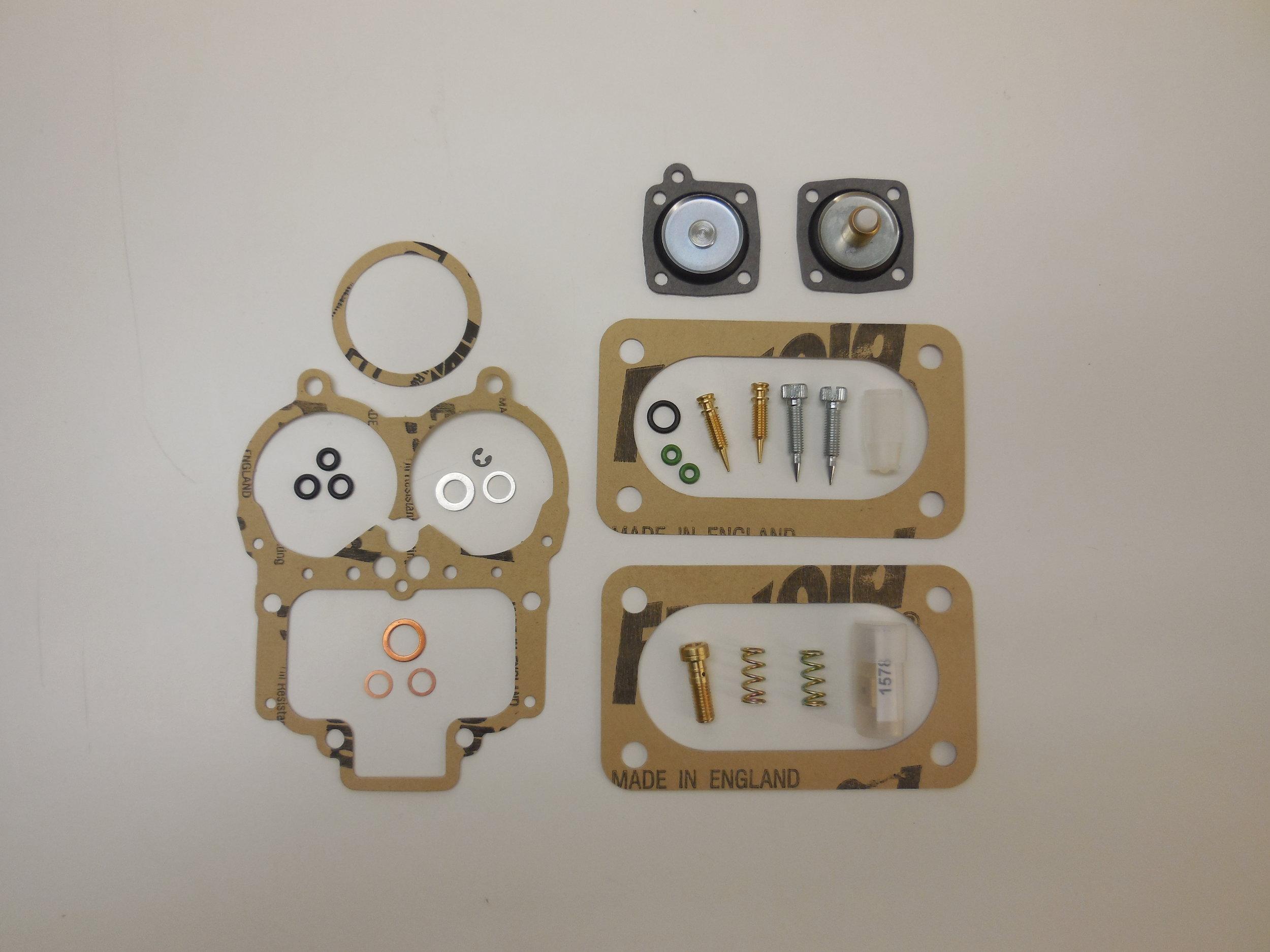 Weber Carburator Service kit Price: 1400 SEK