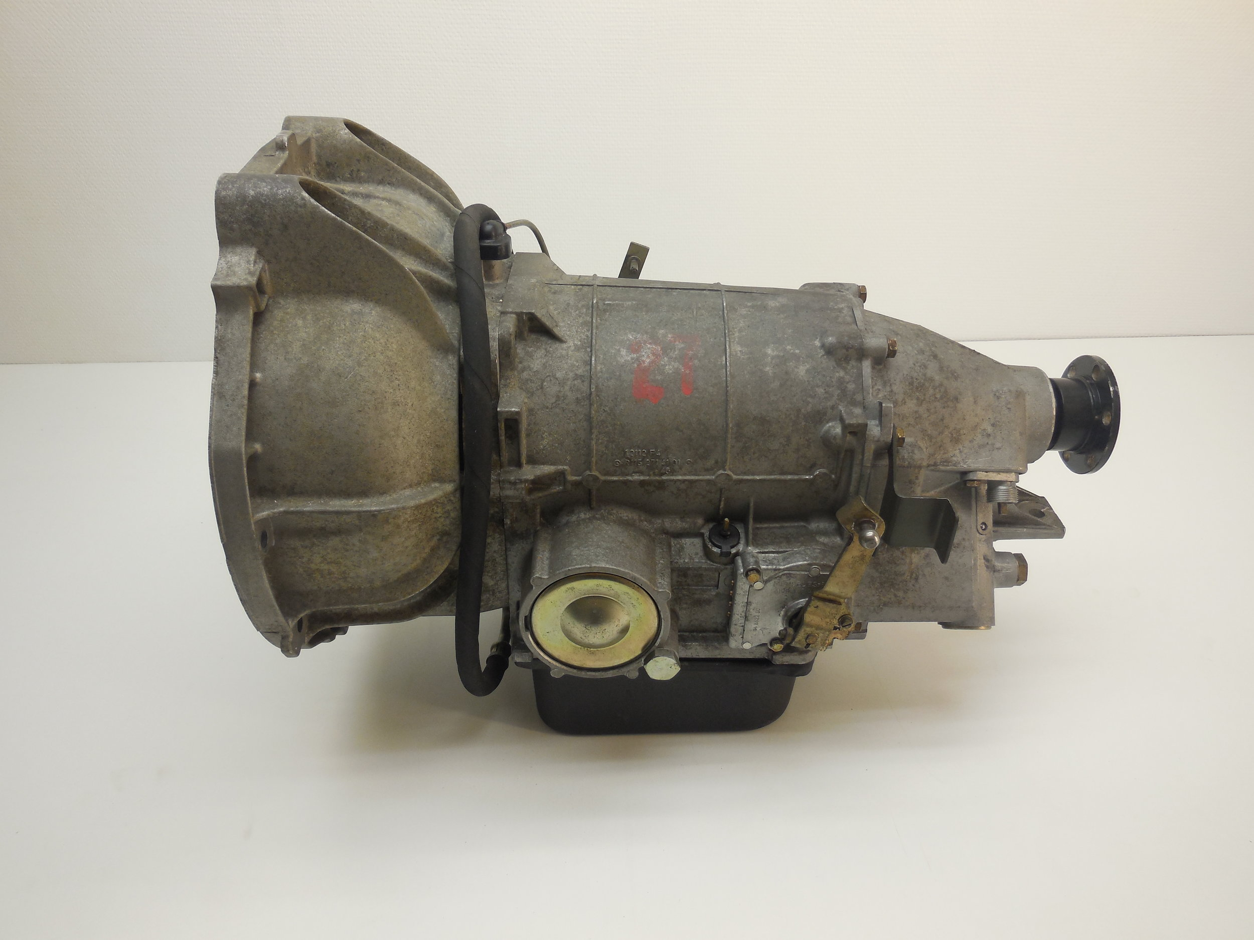 Renovated gear box mb NR: w4a 018 price: 25 000 sek