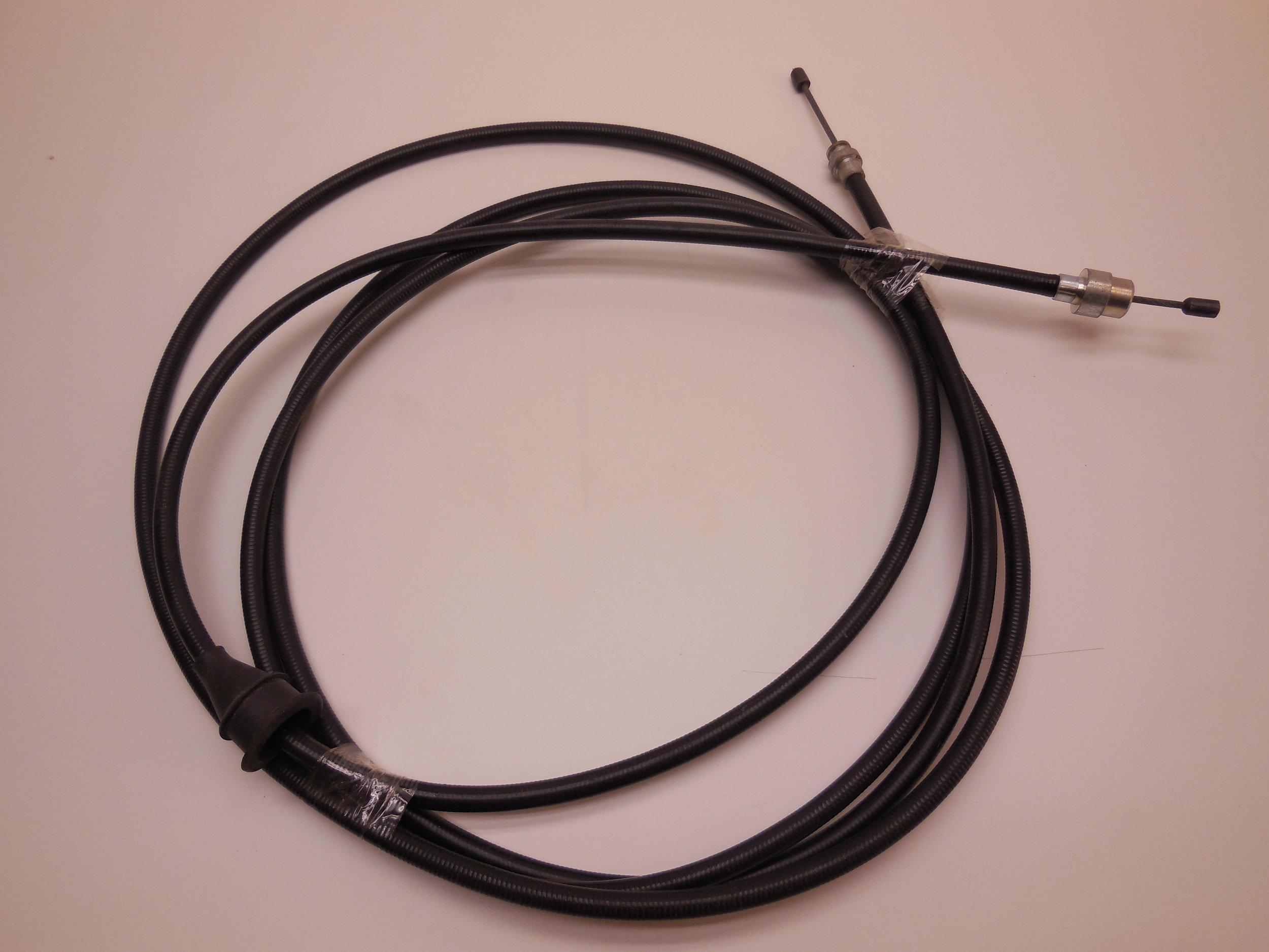 Parking break wire (Hardtop) häggo Nr: 353 6049-801 Price: 3900 SEK