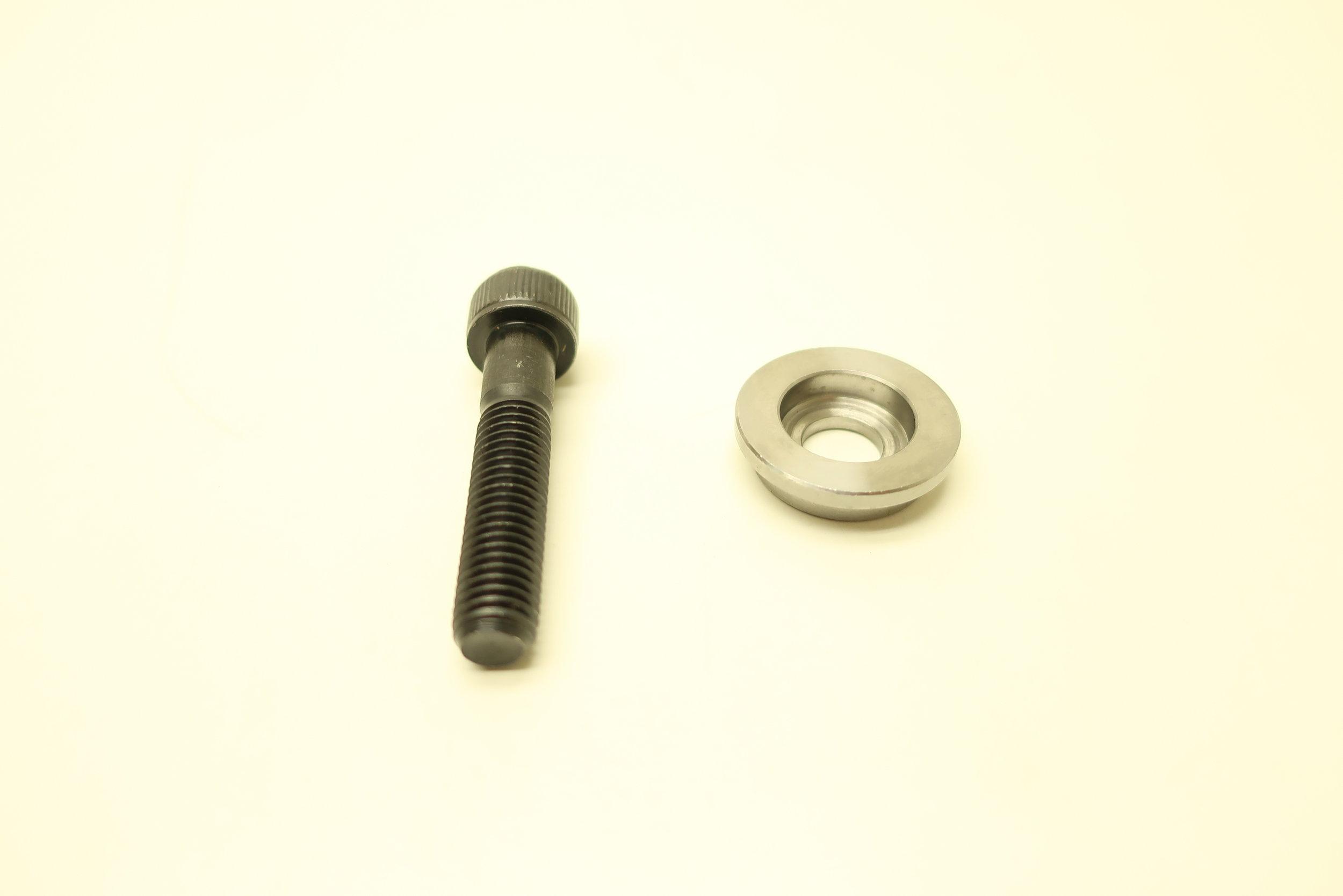 Road wheel Bolt and Washer Häggo Nr: 2121 2541-501 (bolt) Häggo Nr: 453 6522-001 (Washer) Price: