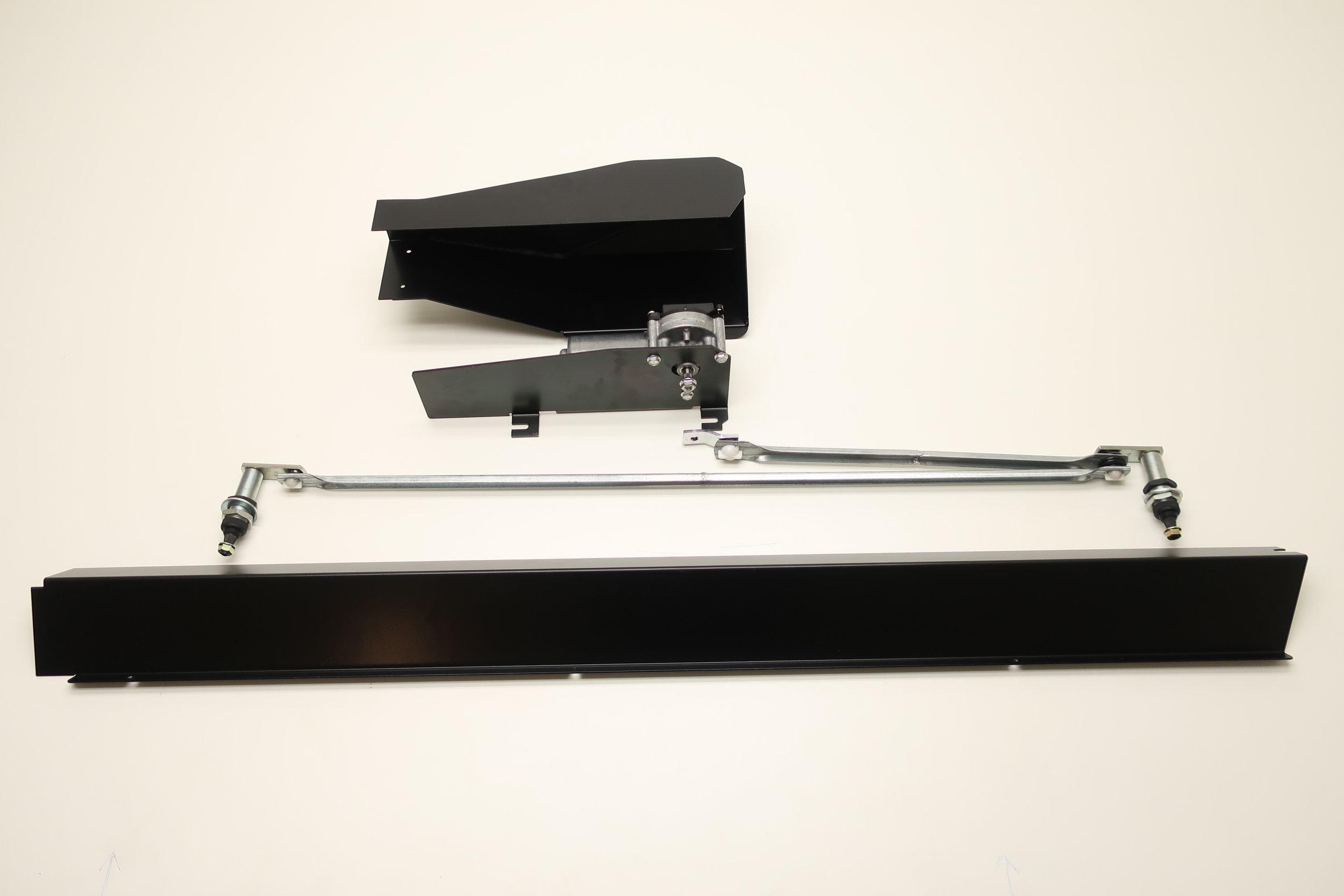 Upgraded window wiper kit price: 19800 SEK