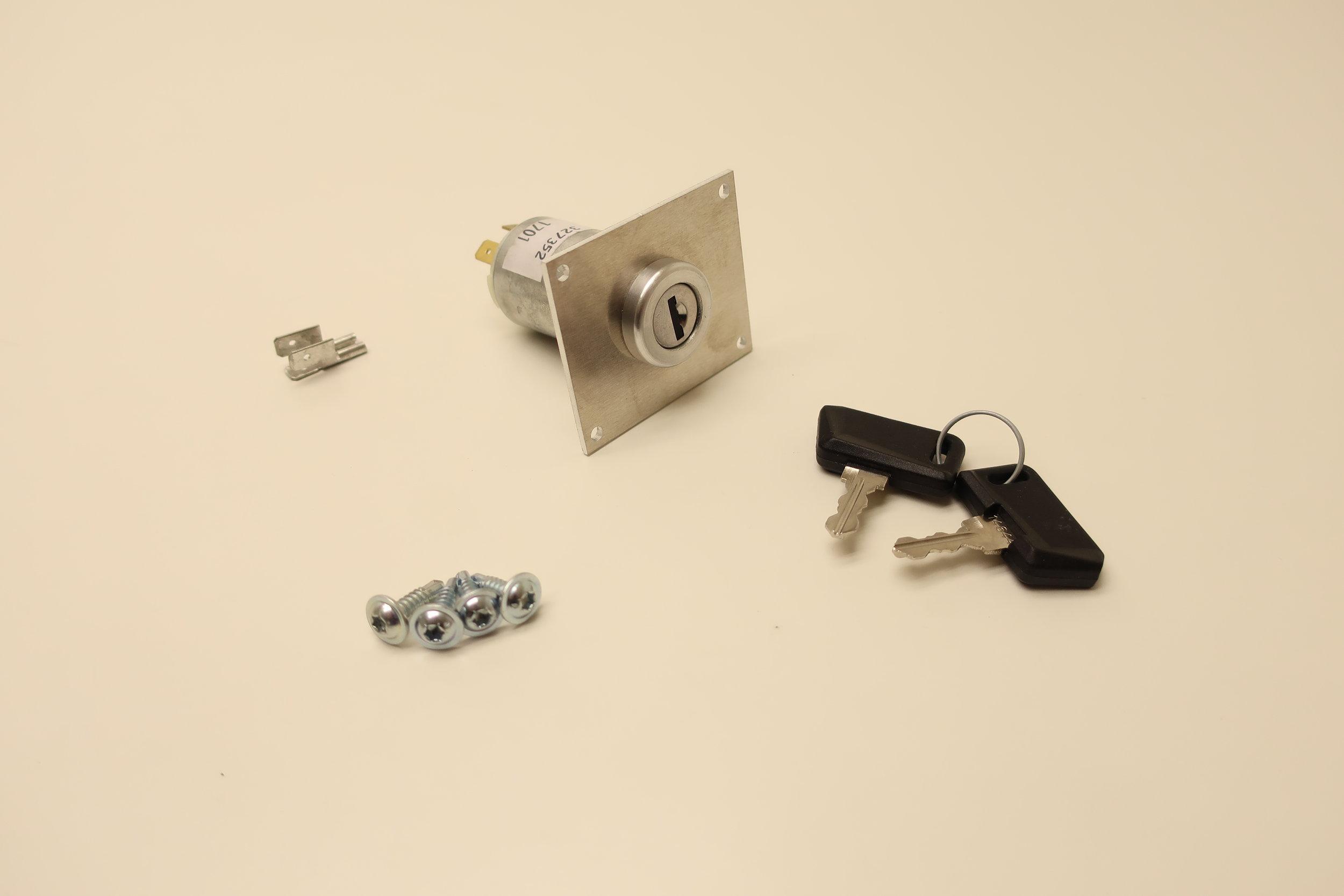 Ignition lock Price: 450 SEK