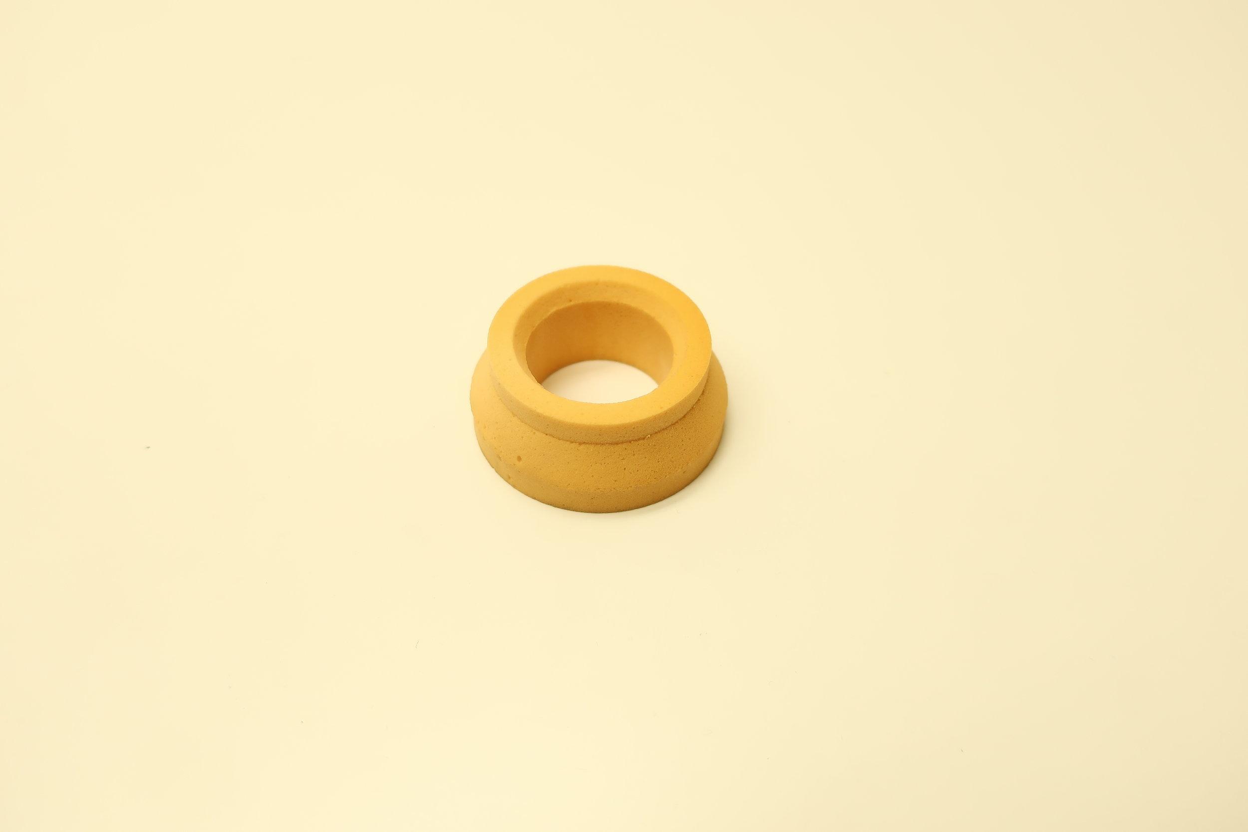 Damping Cylinder mount seal ring Häggo Nr: 453 6362-001 price: 120 SEK