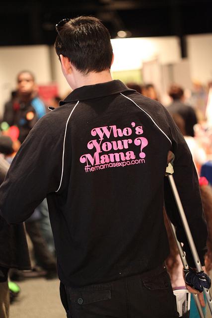 The Mamas Expo 2014 at NYSCI ||  Photo Credit: Marc Goldberg   www.marcgoldbergphotography.com