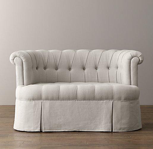 Emmeline Petite Sofa -- Restoration Hardware
