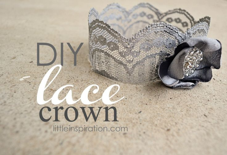 Here is an alternative method for creating these super cute crowns. Click on image above.