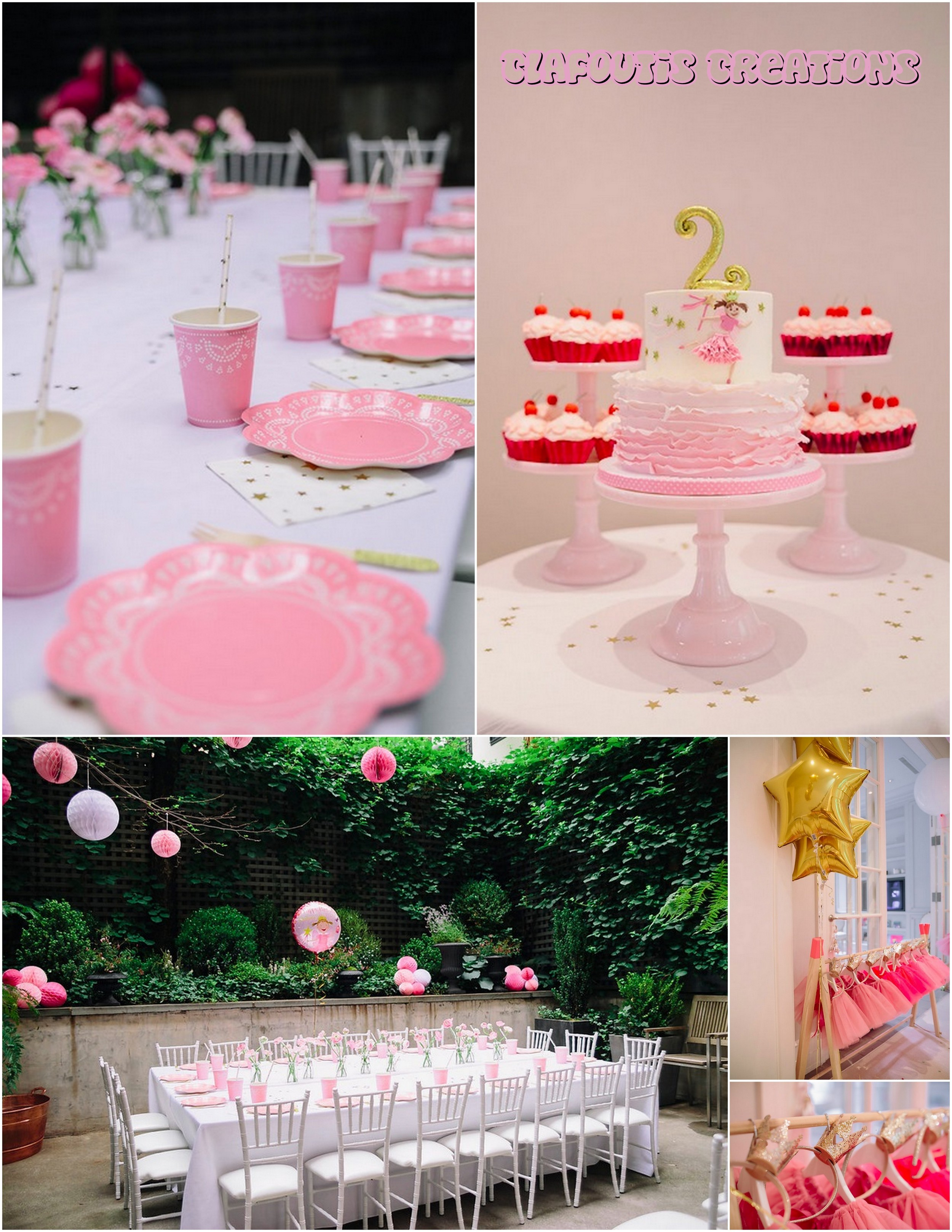 Photography:  Lauren Kallen    @laurenkallenphoto   Party Decor:  Clafoutis Creations   @clafoutisny