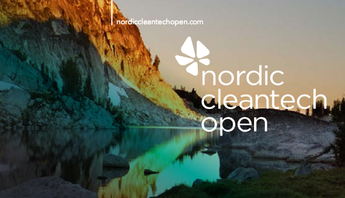 The Nordic Cleantech Open is a special competition bringing together cutting edge technology companies and industry leading experts and financiers.