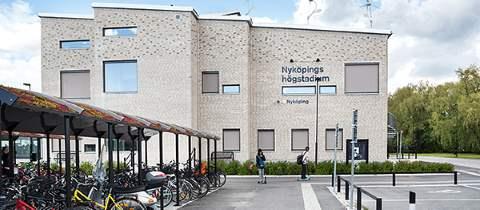 """Nyköpings Högstadium - aiming to be """"Sweden's most interesting school."""""""
