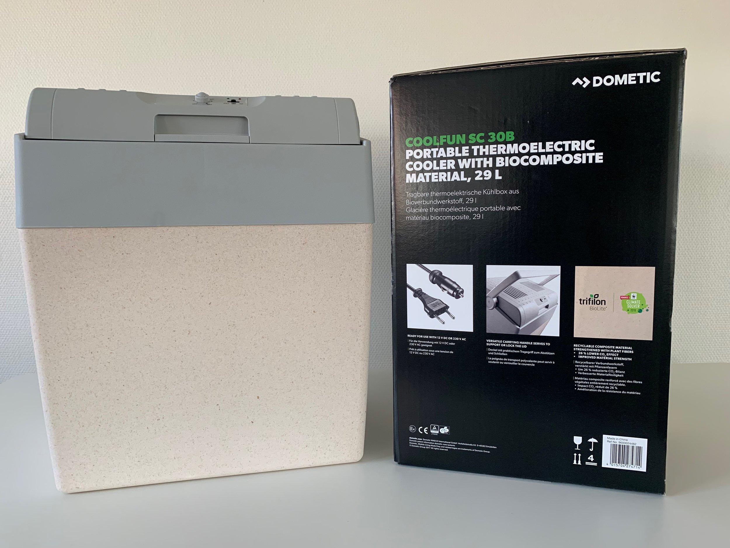 Dometic Hemp Biocomposite Chillbox