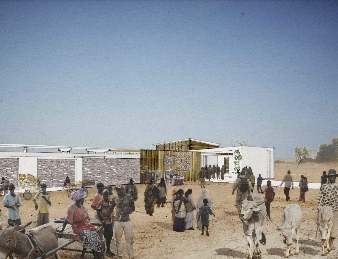 The Lambaye Learning Center    A Project That Could Change Everything    Learn More