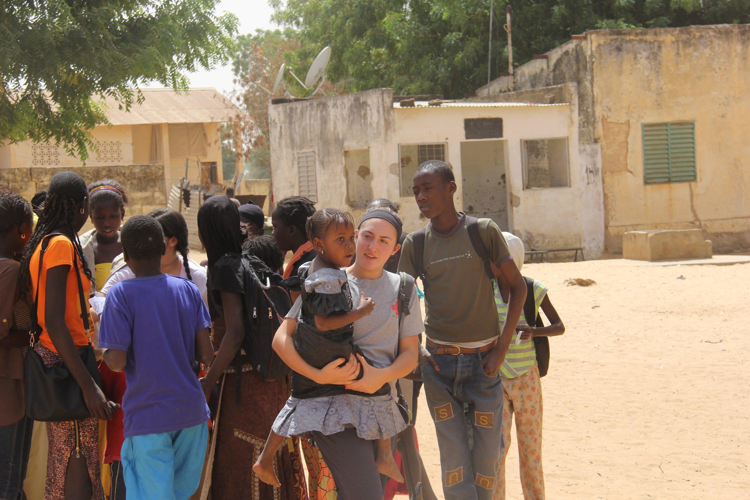Visiting Senegal -