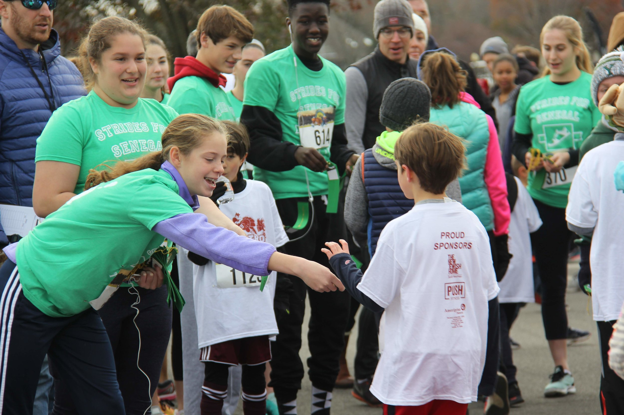 Partnering with the Village of Mamaroneck for a 5k -
