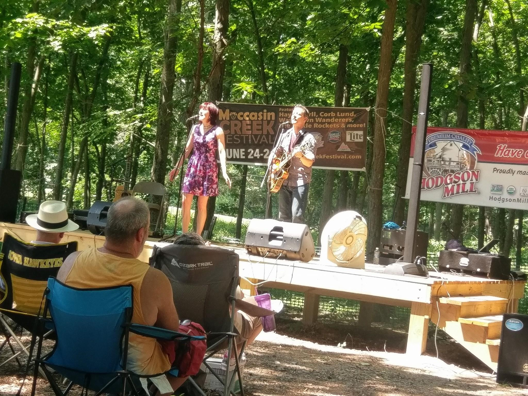 Moccasin Creek Festival 2016