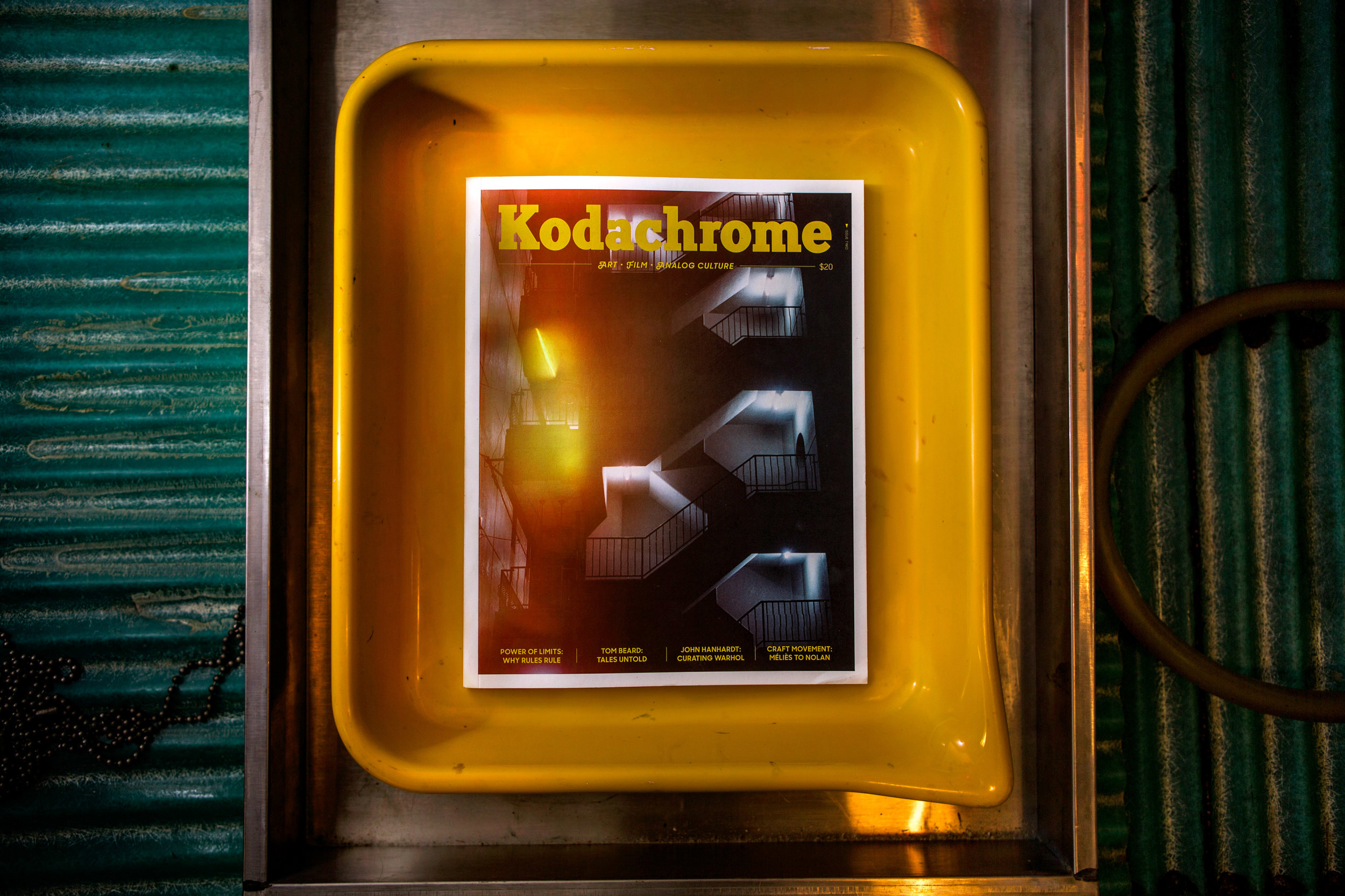 KODACHROME MAGAZINE Issue 2 - November 2017