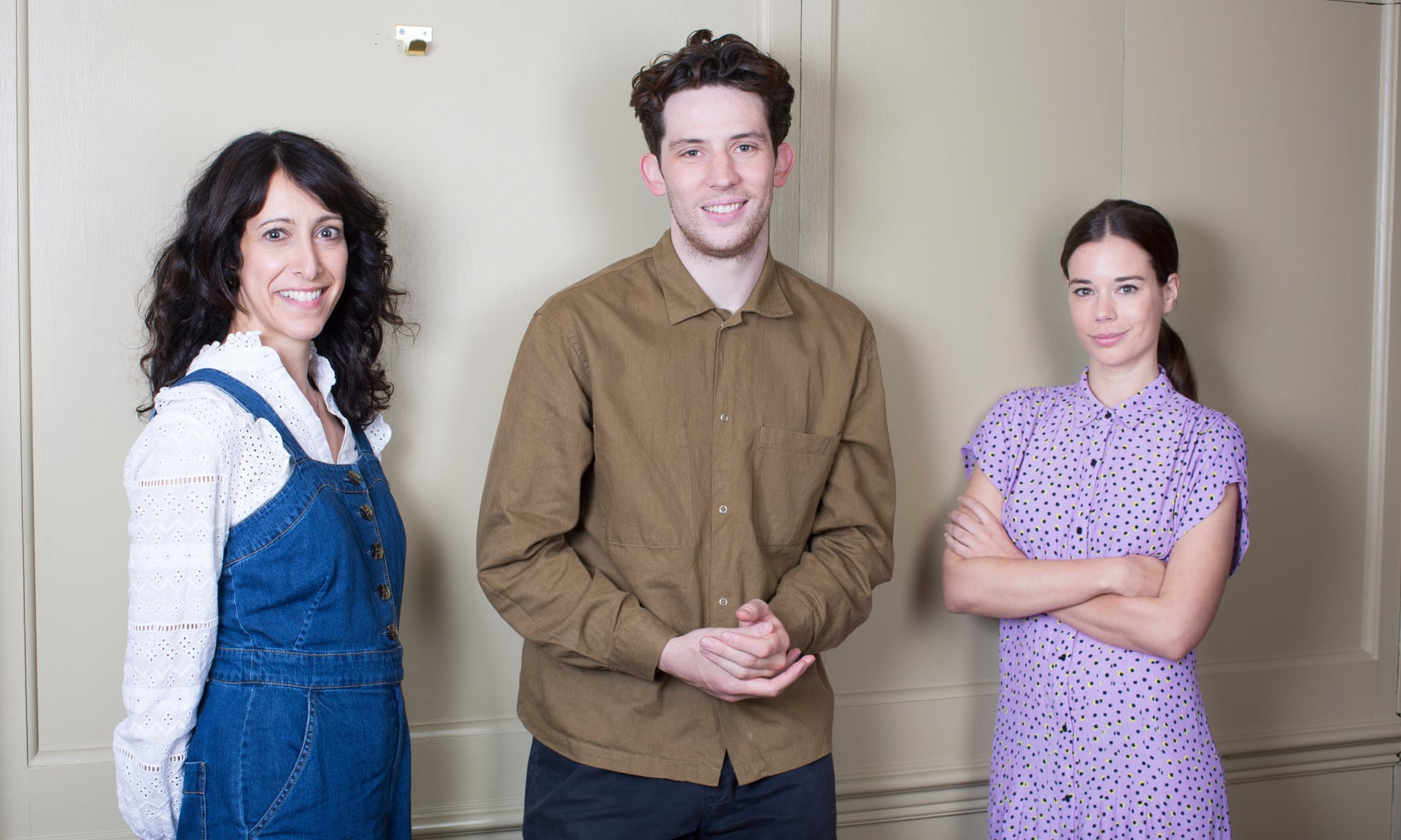 Josh O'Connor: 'This film is as important as I, Daniel Blake' - The actors discuss the unflinching infertility drama with its director Harry Wootliff. Catherine Shoard, The Guardian