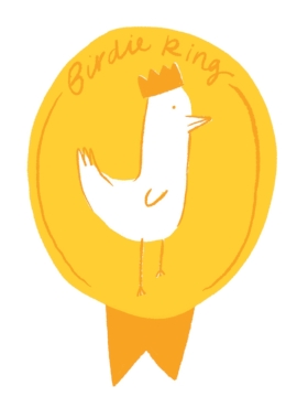 Birdie King is for three birdies in a row.