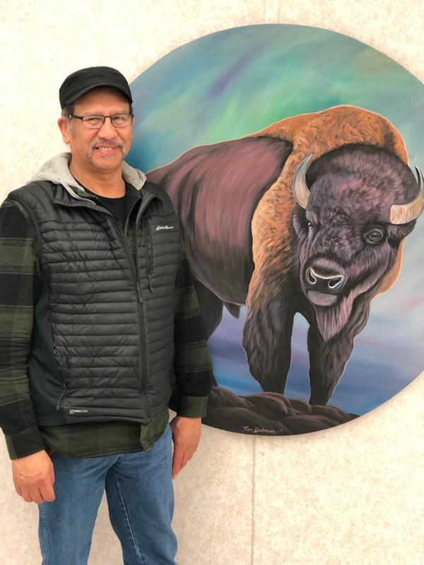 Chief Billy Joe Laboucan - Chief Billy Joe Laboucan believes education is the key that enables members to gain foundational knowledge to further their future and careers. His inspiration to run for Chief are his ancestors; because he understands that they wanted persons to look after the land. Chief Billy Joe Laboucan has a great love for Little Buffalo and all of the people who live within the community. Chief Billy Joe Laboucan has been on council previously in the early 1980s. And was first voted in as Chief in 2013; he holds his position today. His role as Chief holds great importance to him, because he believes that when people work together it creates strength—It helps to build a strong community and healthy families. His goals for his current term are to see community members working together with renewed friendships, and to resolve the existing land claim. Chief Laboucan looks after Governance, Education, KTC Child and Family Services portfolios.