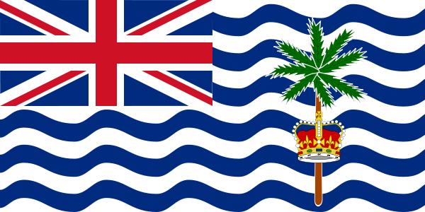 Flag of the British Indian Ocean Territory