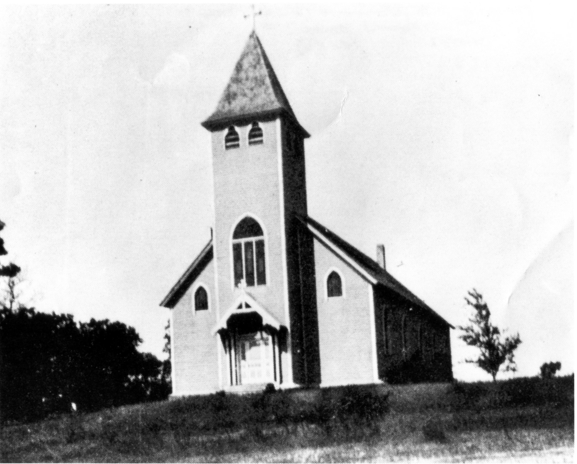 1884 frame church