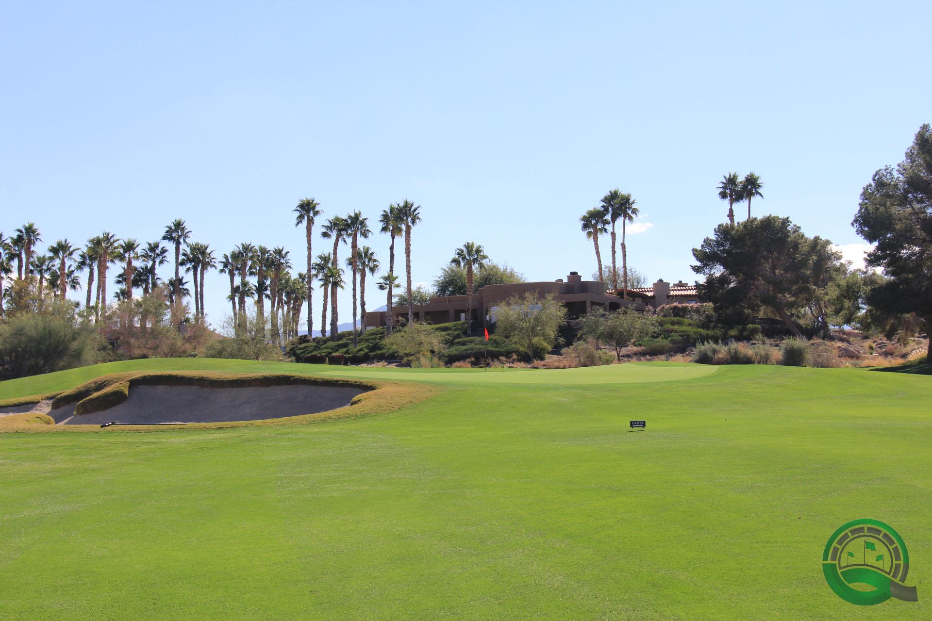 Rams Hill Golf Club Hole 1 Fairway