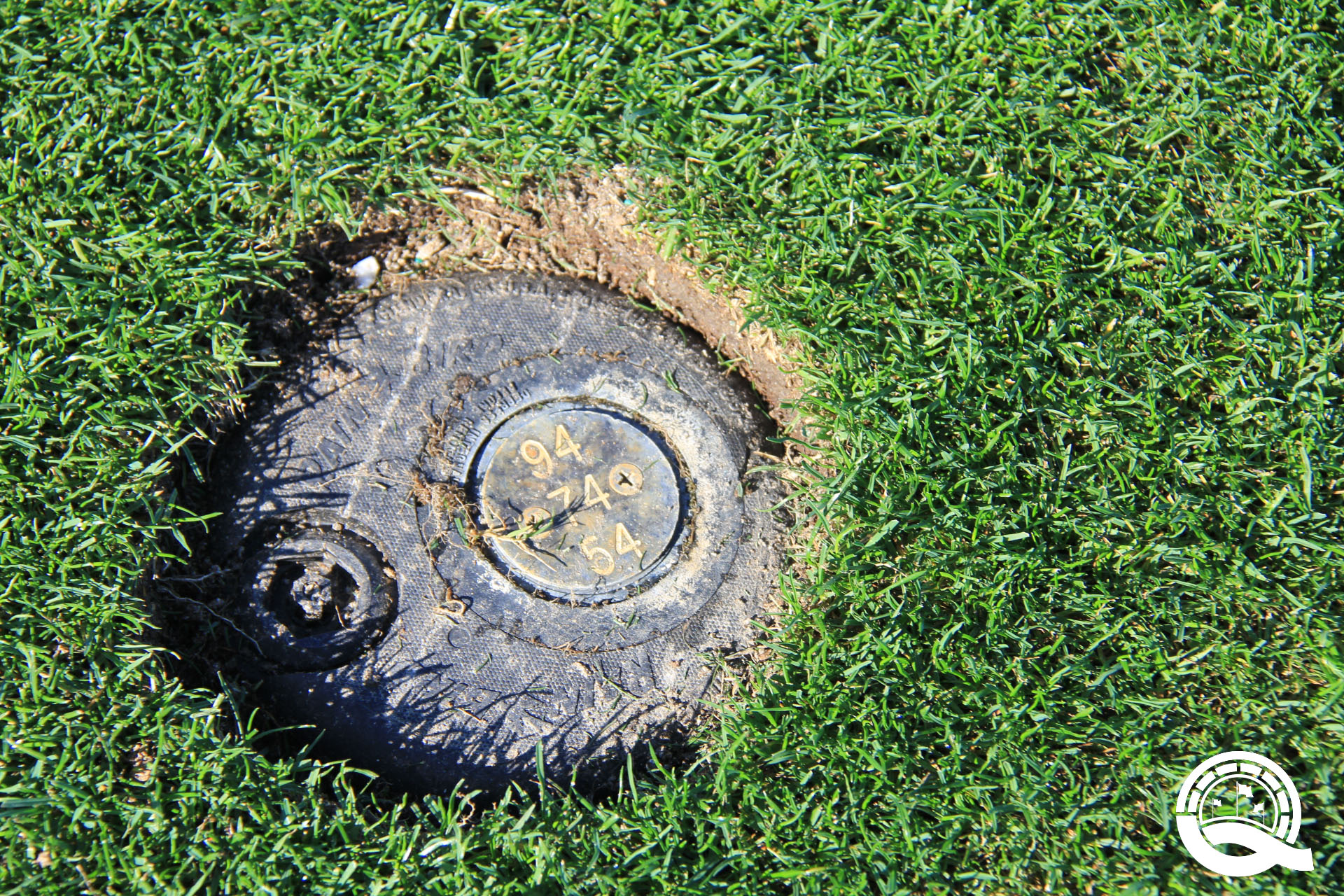 Rams Hill Golf Club Hole 1 Yardage