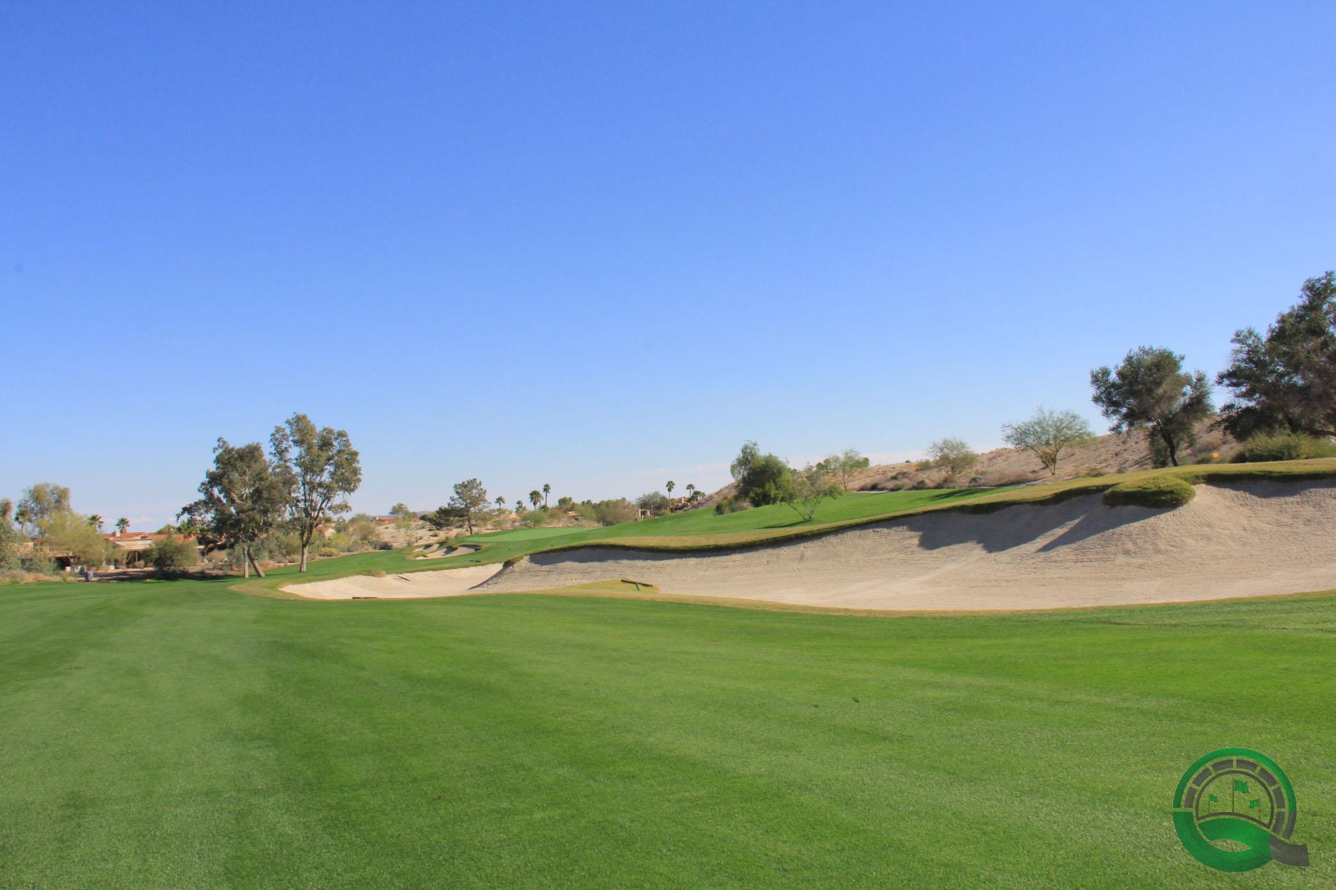 Rams Hill Golf Club Hole 3 Fairway