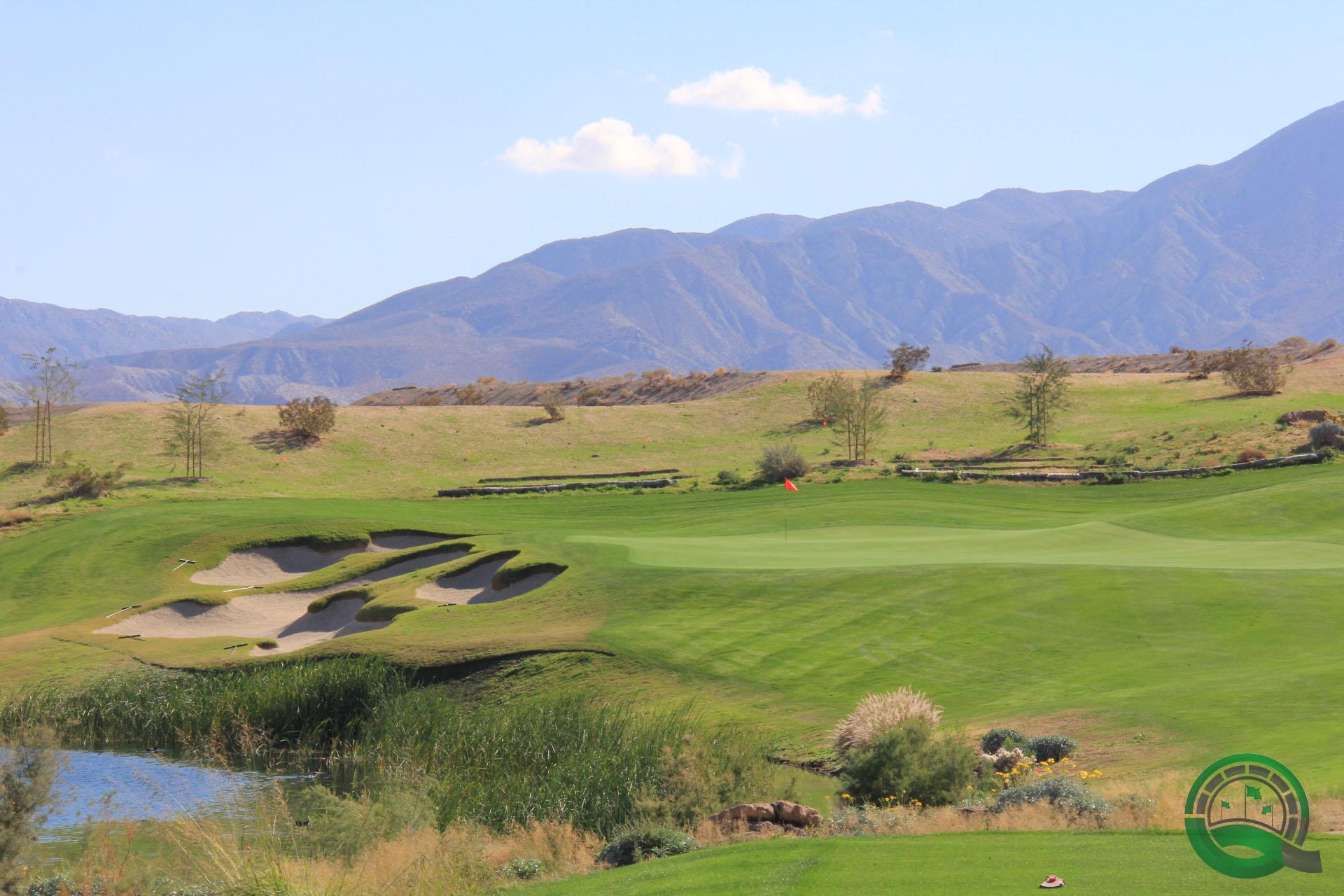 Rams Hill Golf Club Hole 5 Tee