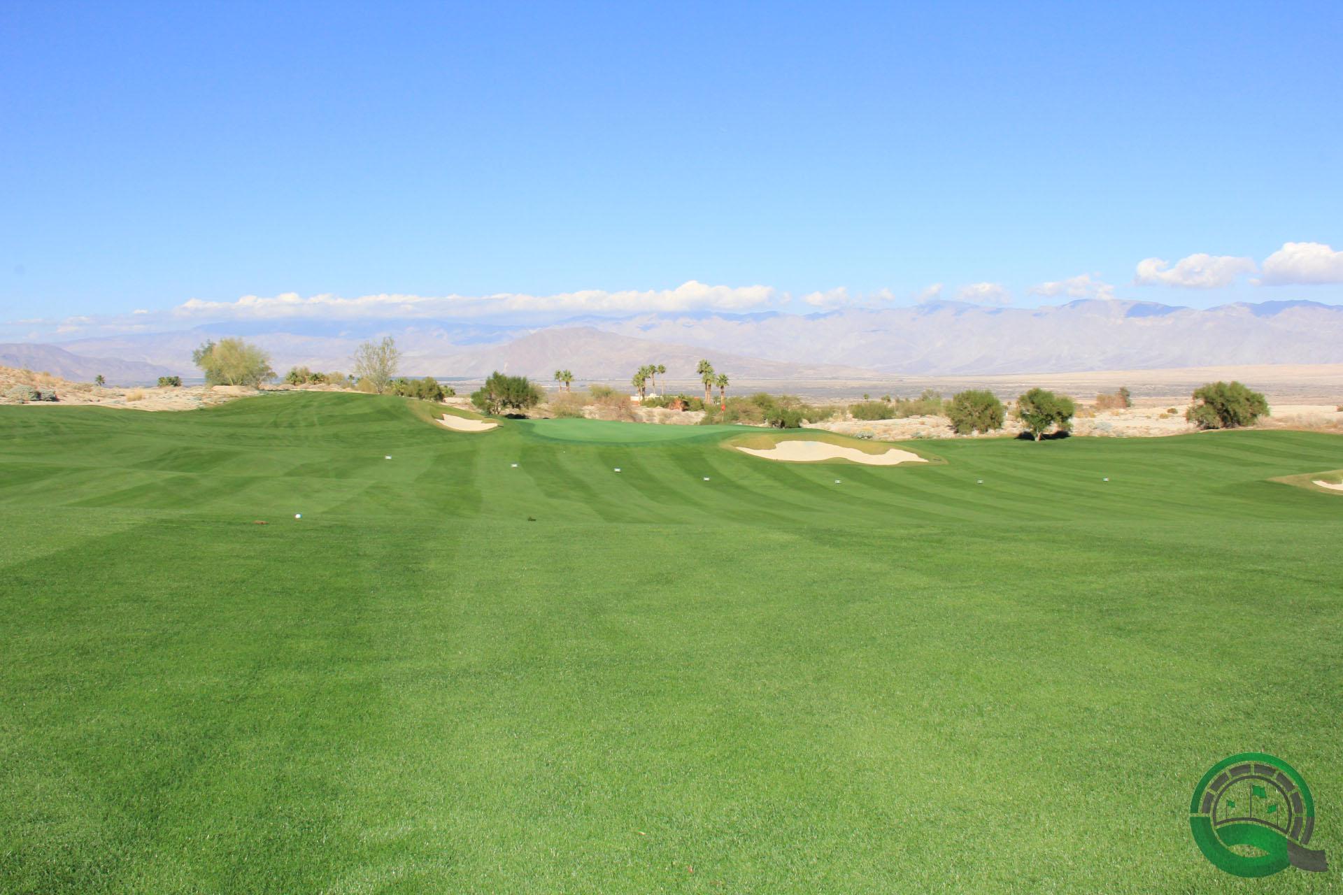 Rams Hill Golf Club Hole 7 Fairway
