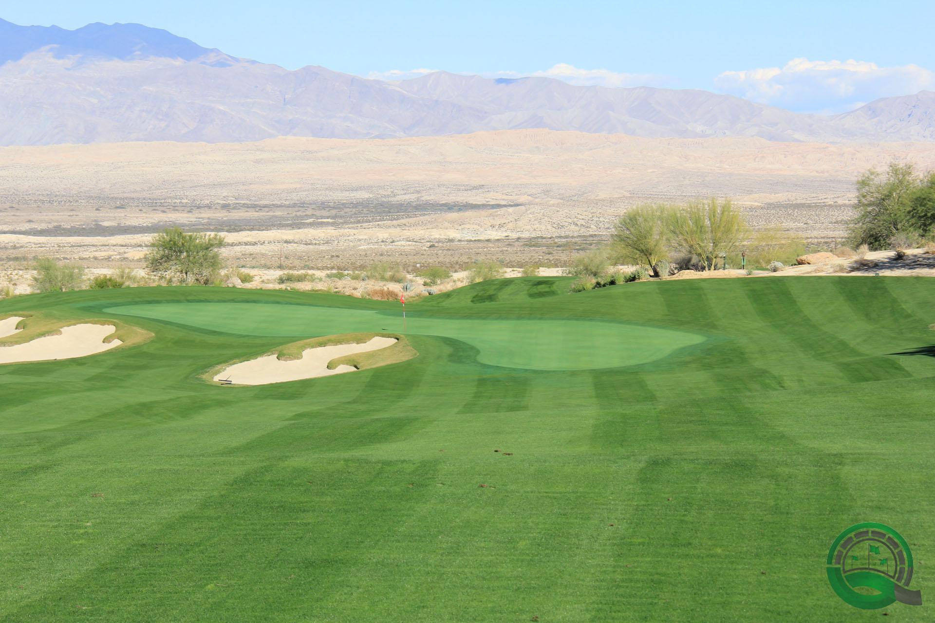 Rams Hill Golf Club Hole 9