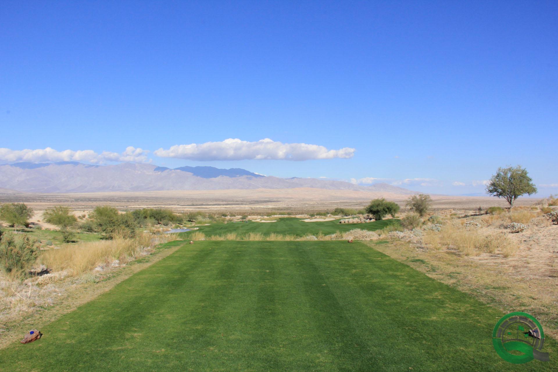 Rams Hill Golf Club - Tee