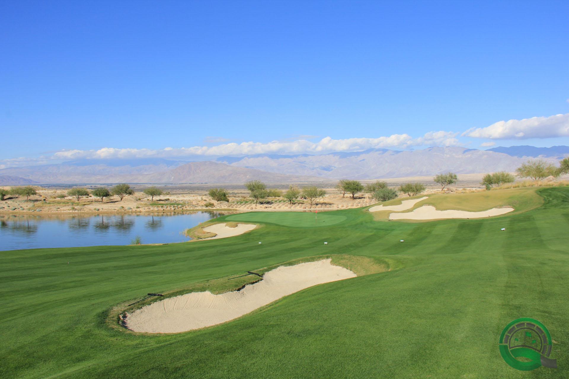 Rams Hill Golf Club - Approach