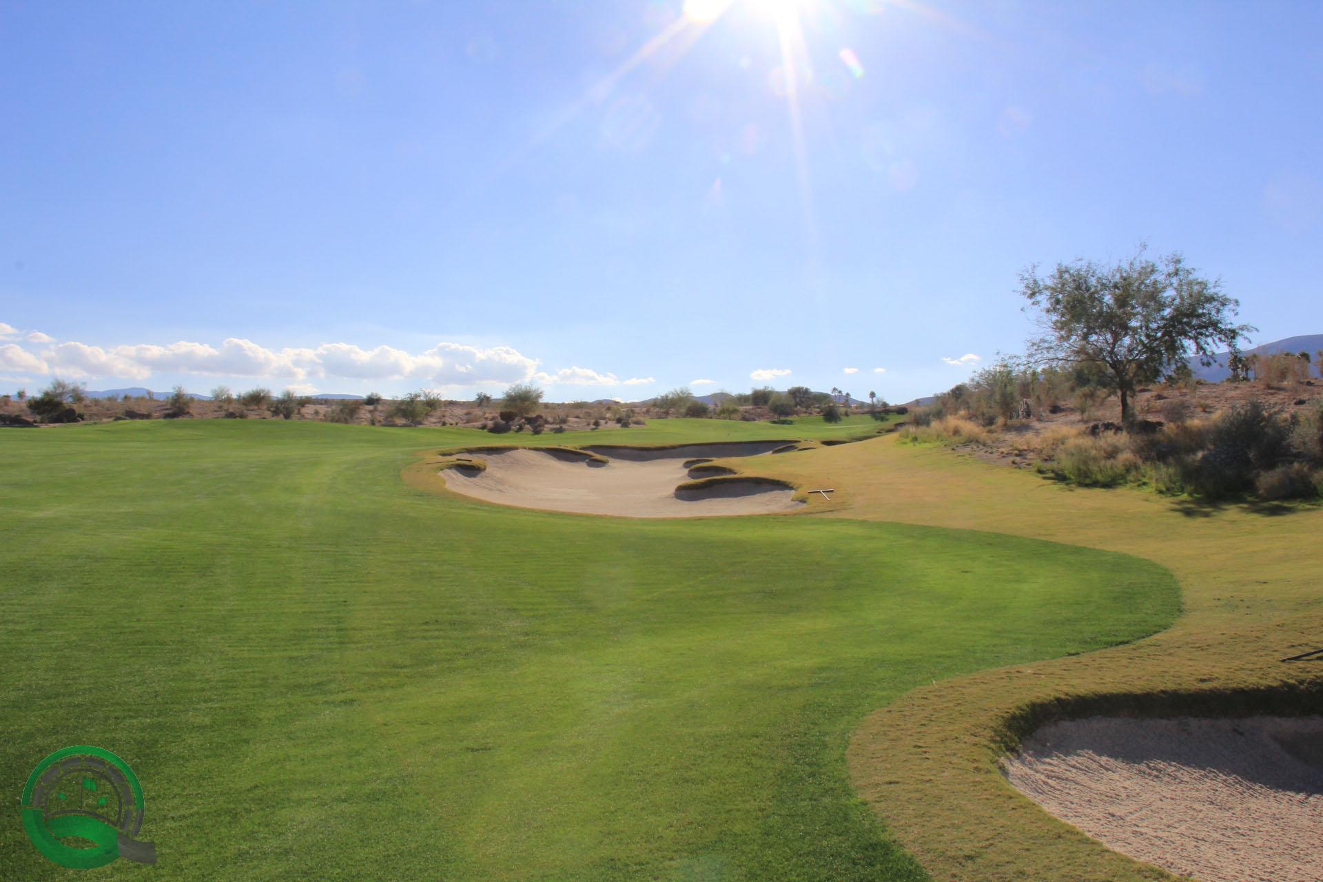 Rams Hill Golf Club - Bunkers