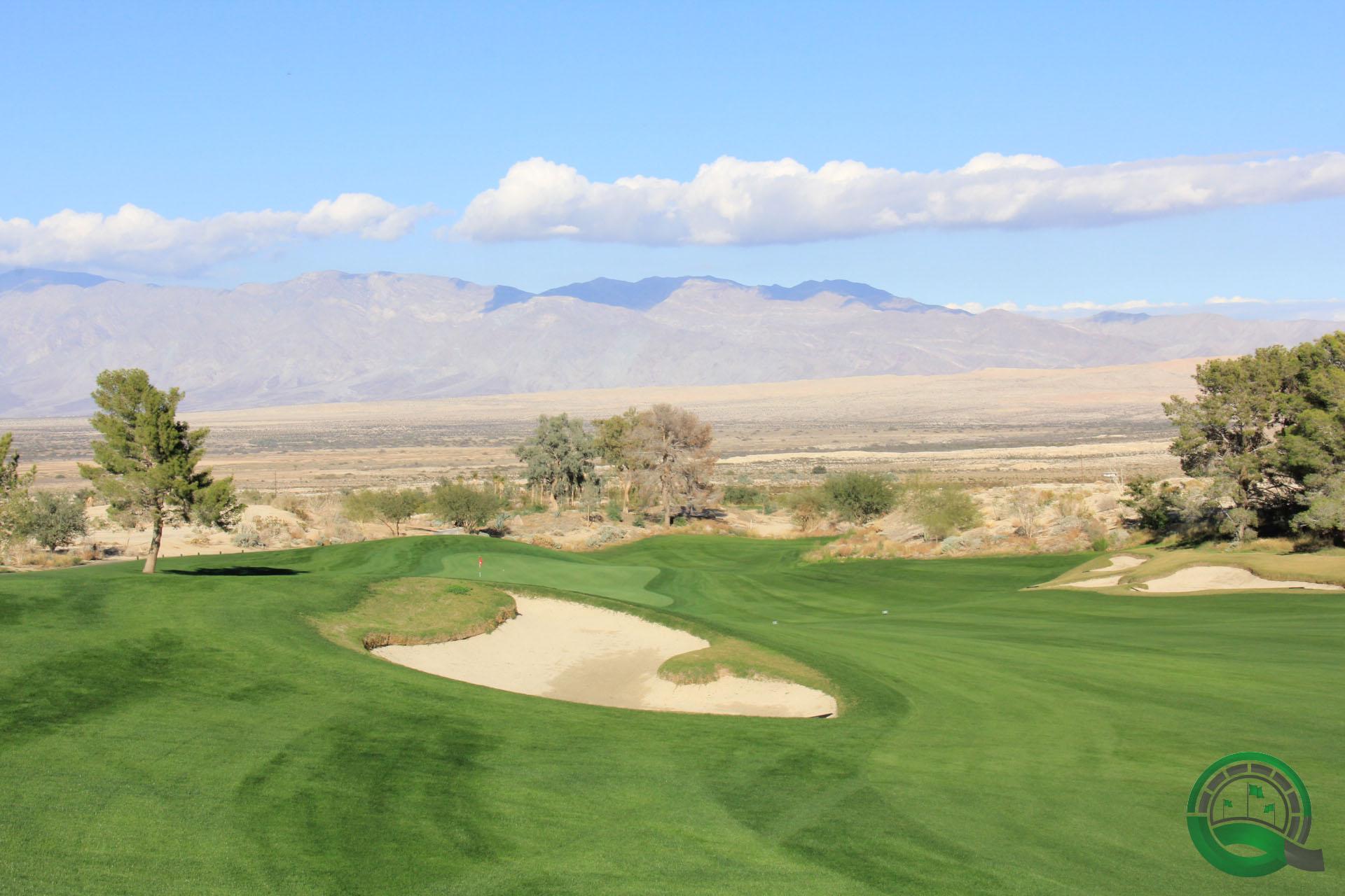 Rams Hill Golf Club - Bunker